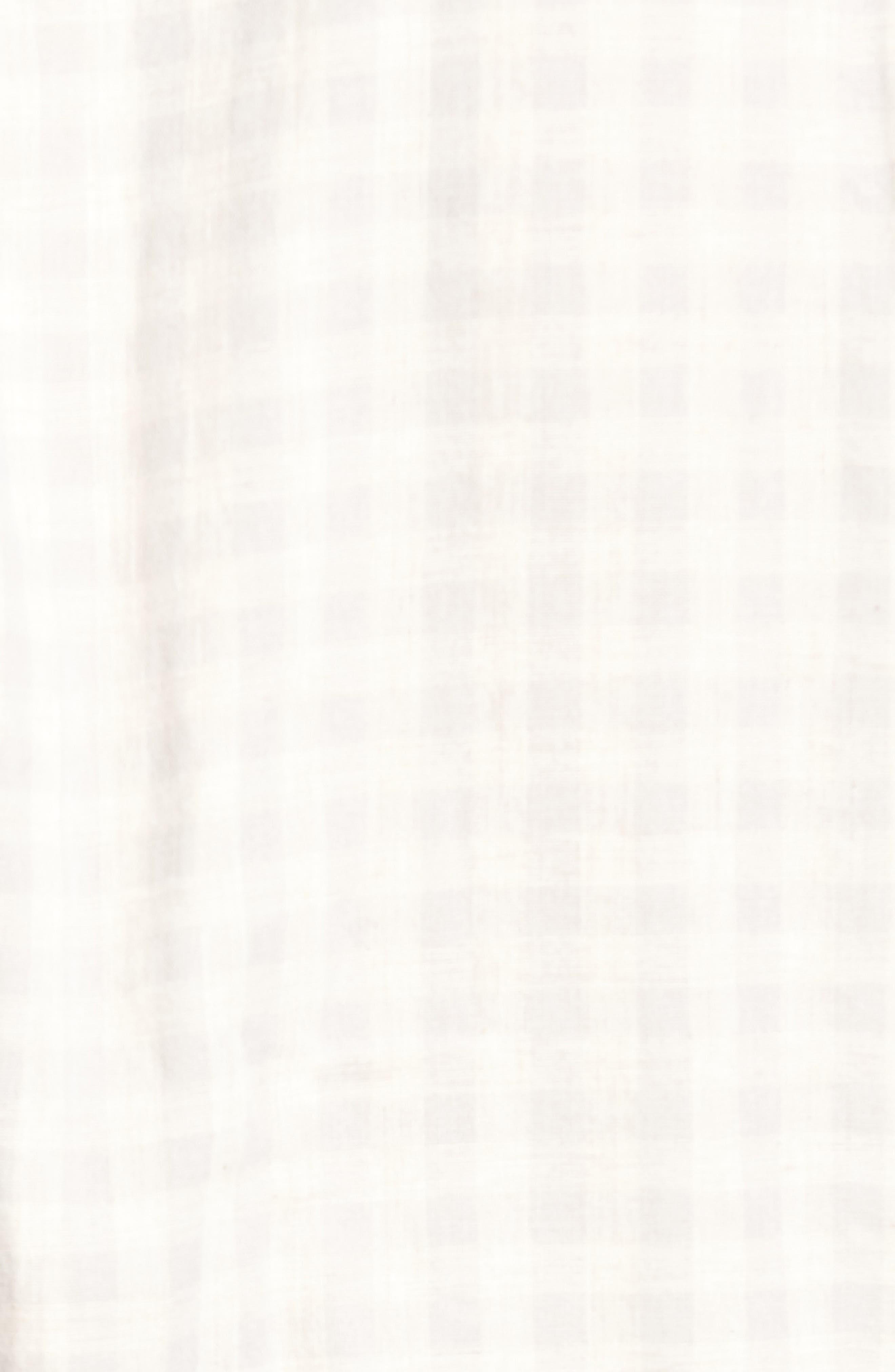 Graham Reversible Plaid Sport Shirt,                             Alternate thumbnail 5, color,                             271