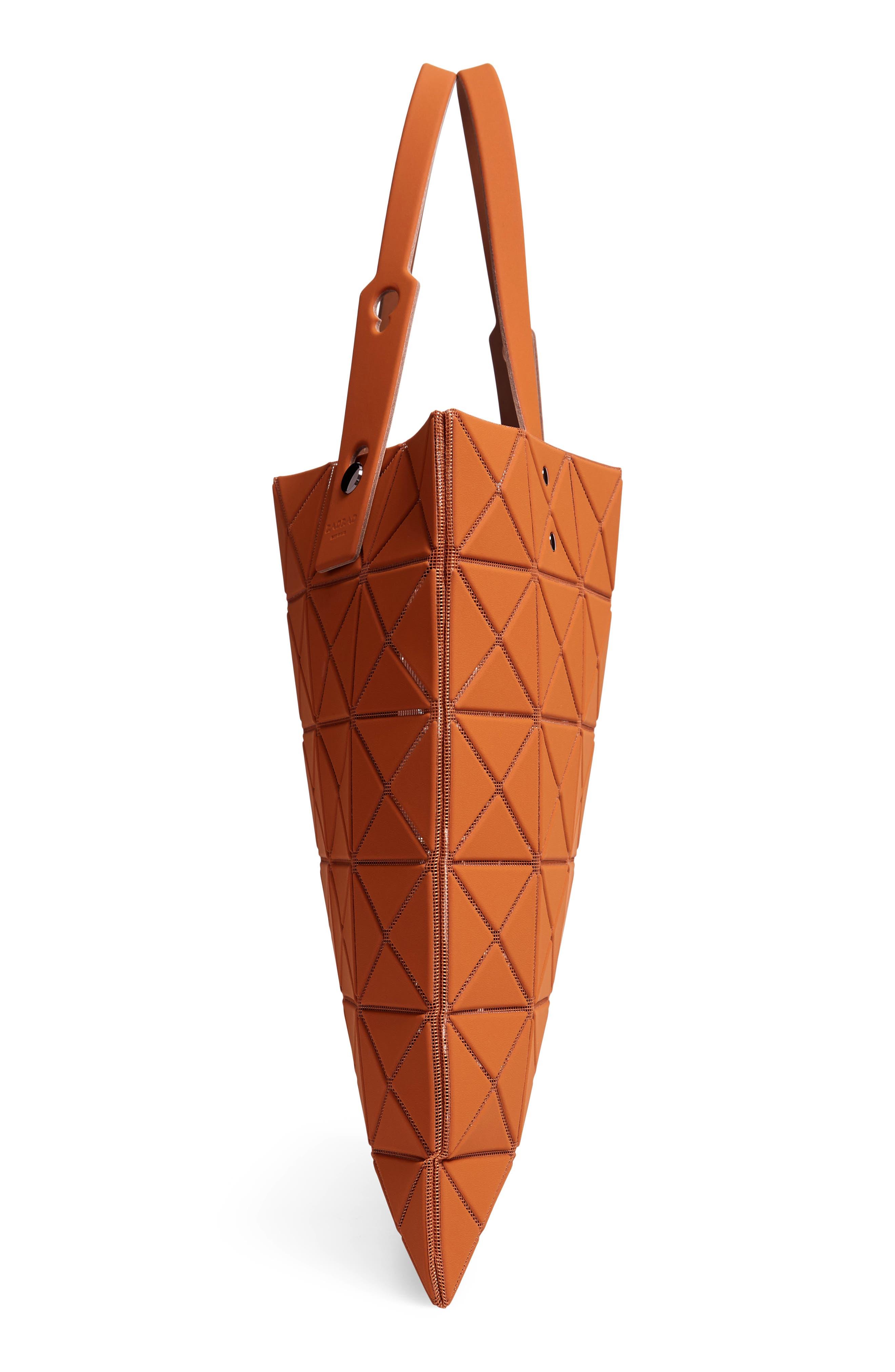 Lucent Prism Tote Bag,                             Alternate thumbnail 5, color,                             CAMEL