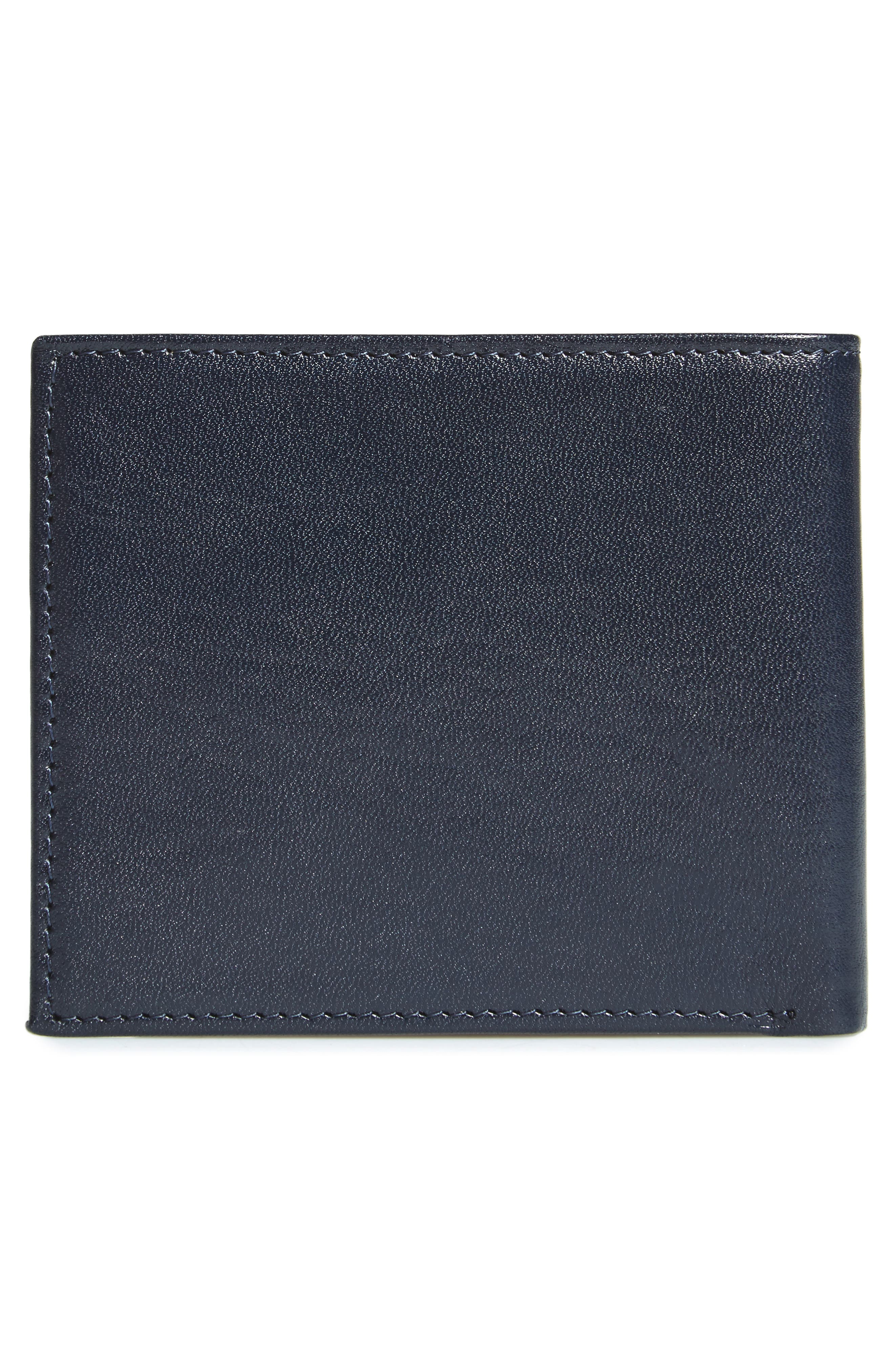 Vivid Leather Wallet,                             Alternate thumbnail 6, color,