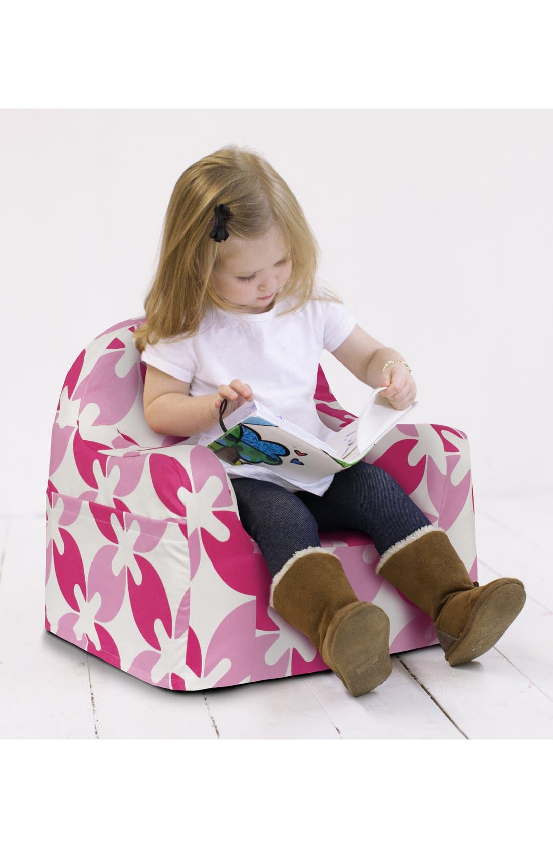 P'KOLINO,                             'Personalized Little Reader' Chair,                             Alternate thumbnail 4, color,                             650