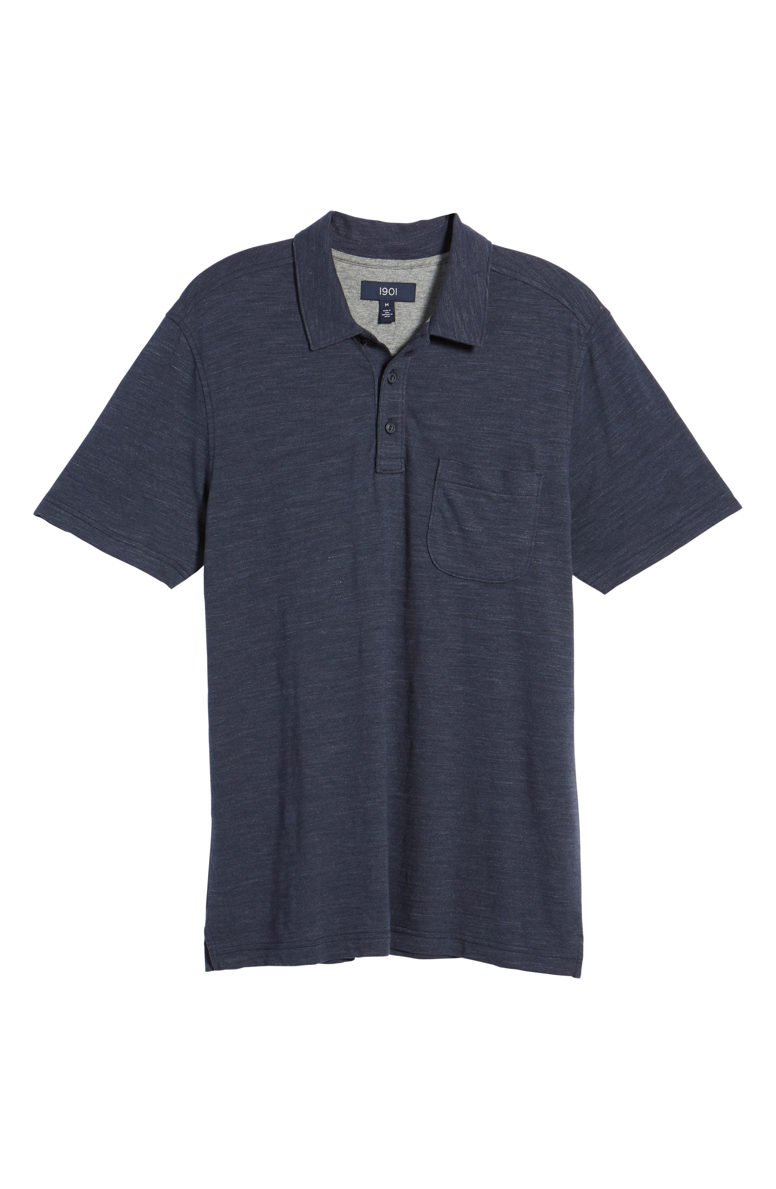 Space Dyed Pocket Polo,                             Alternate thumbnail 39, color,