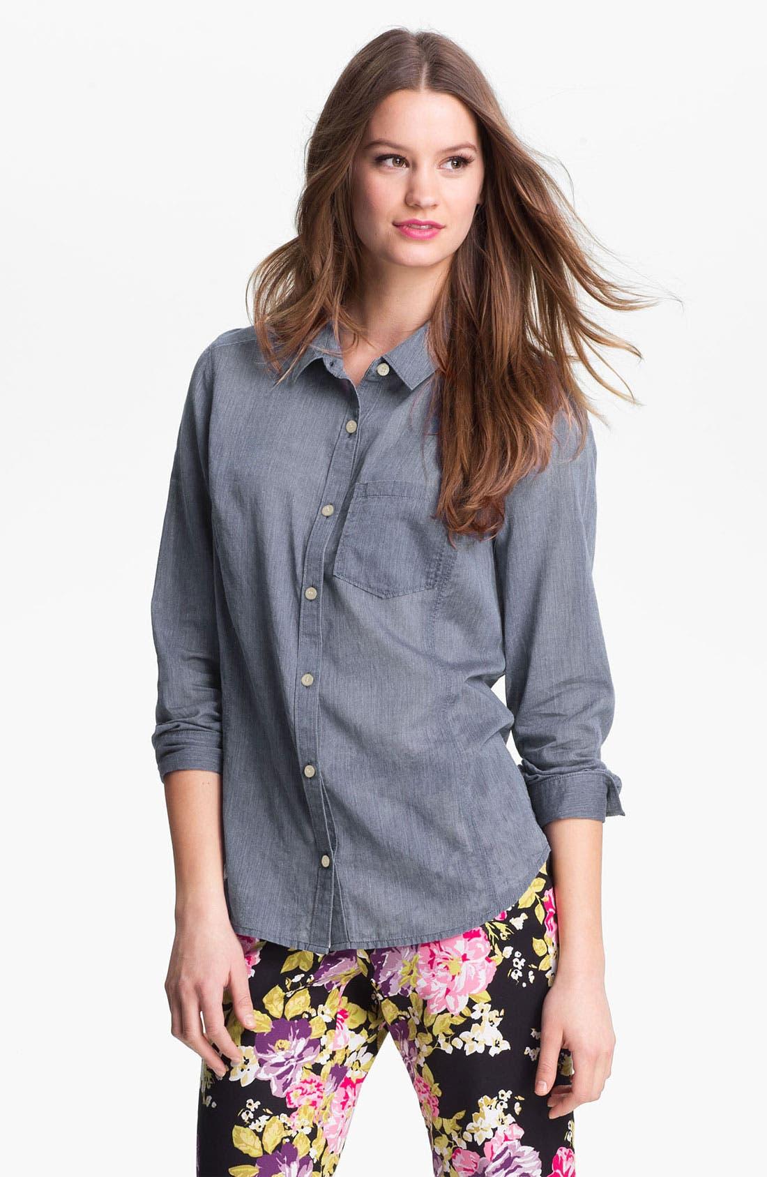 Long Sleeve Shirt,                             Main thumbnail 24, color,