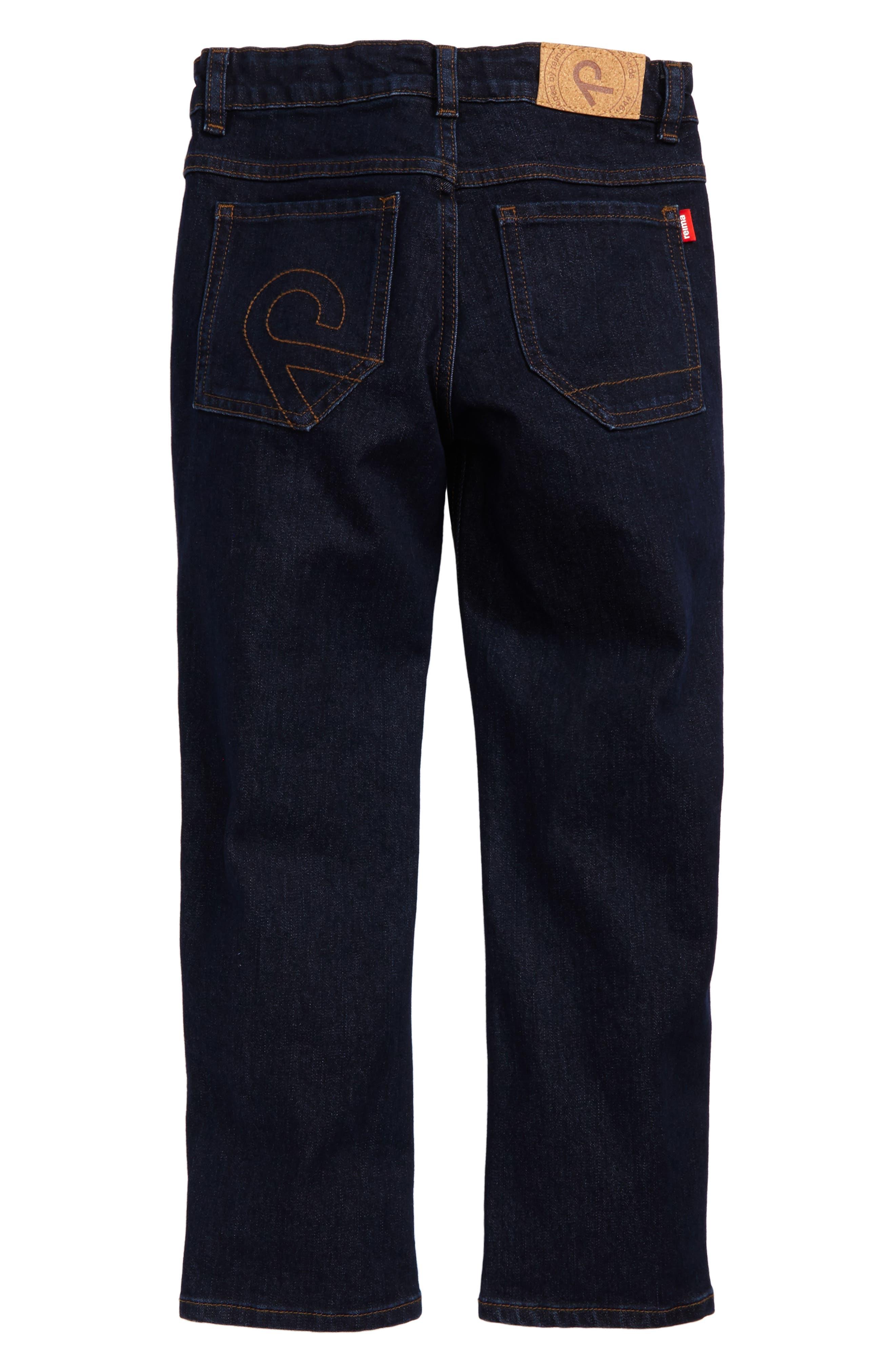 Trick Straight Leg Jeans,                             Alternate thumbnail 2, color,                             400