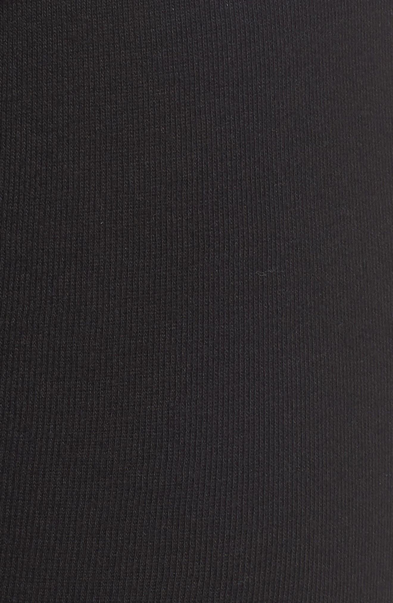 Classic 4-Pack Cotton Boxer Briefs,                             Alternate thumbnail 6, color,                             BLACK/ RED/ DOWNPOUR/ CHARCOAL