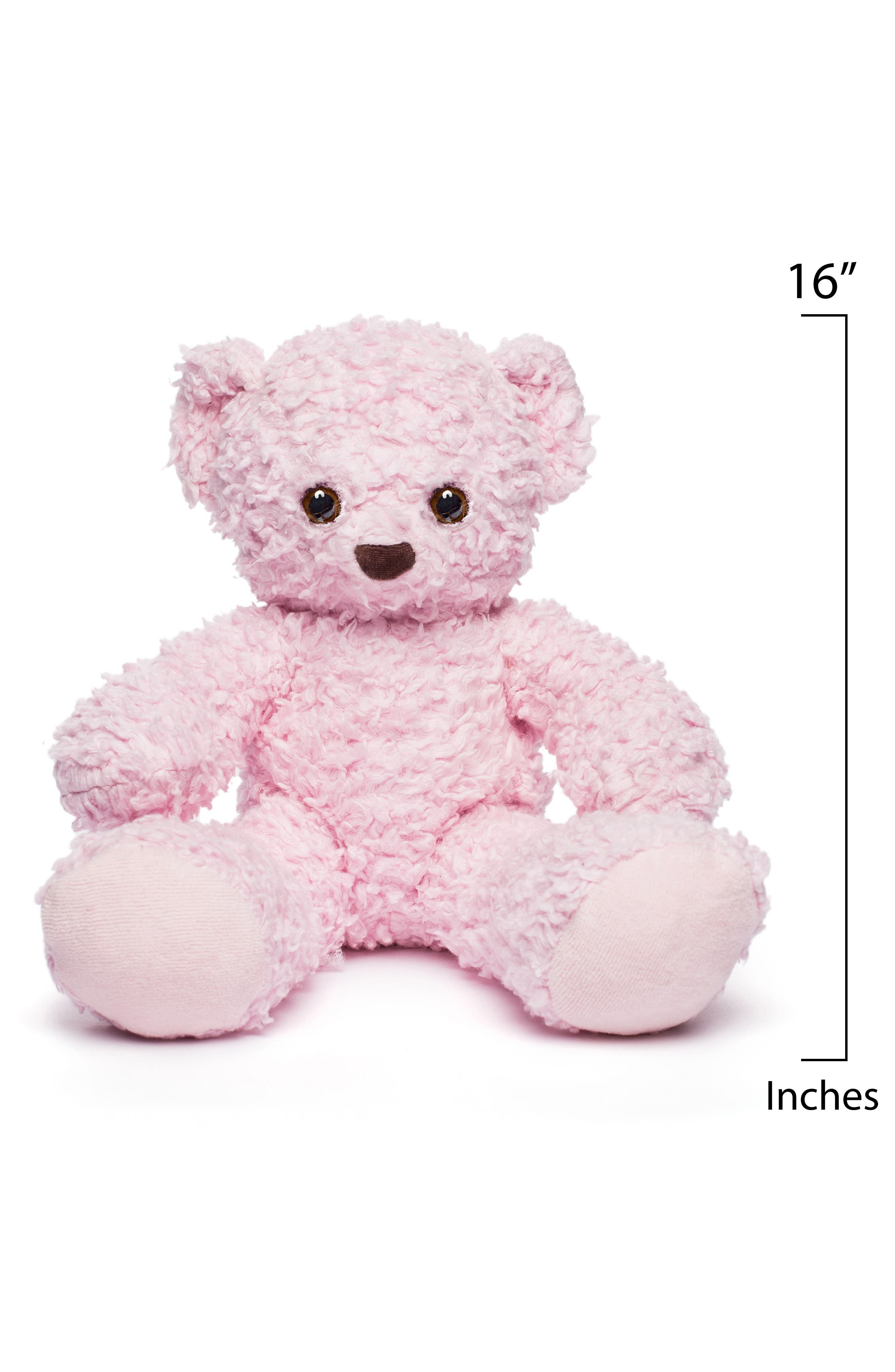 Medium Stuffed Bear,                             Alternate thumbnail 8, color,