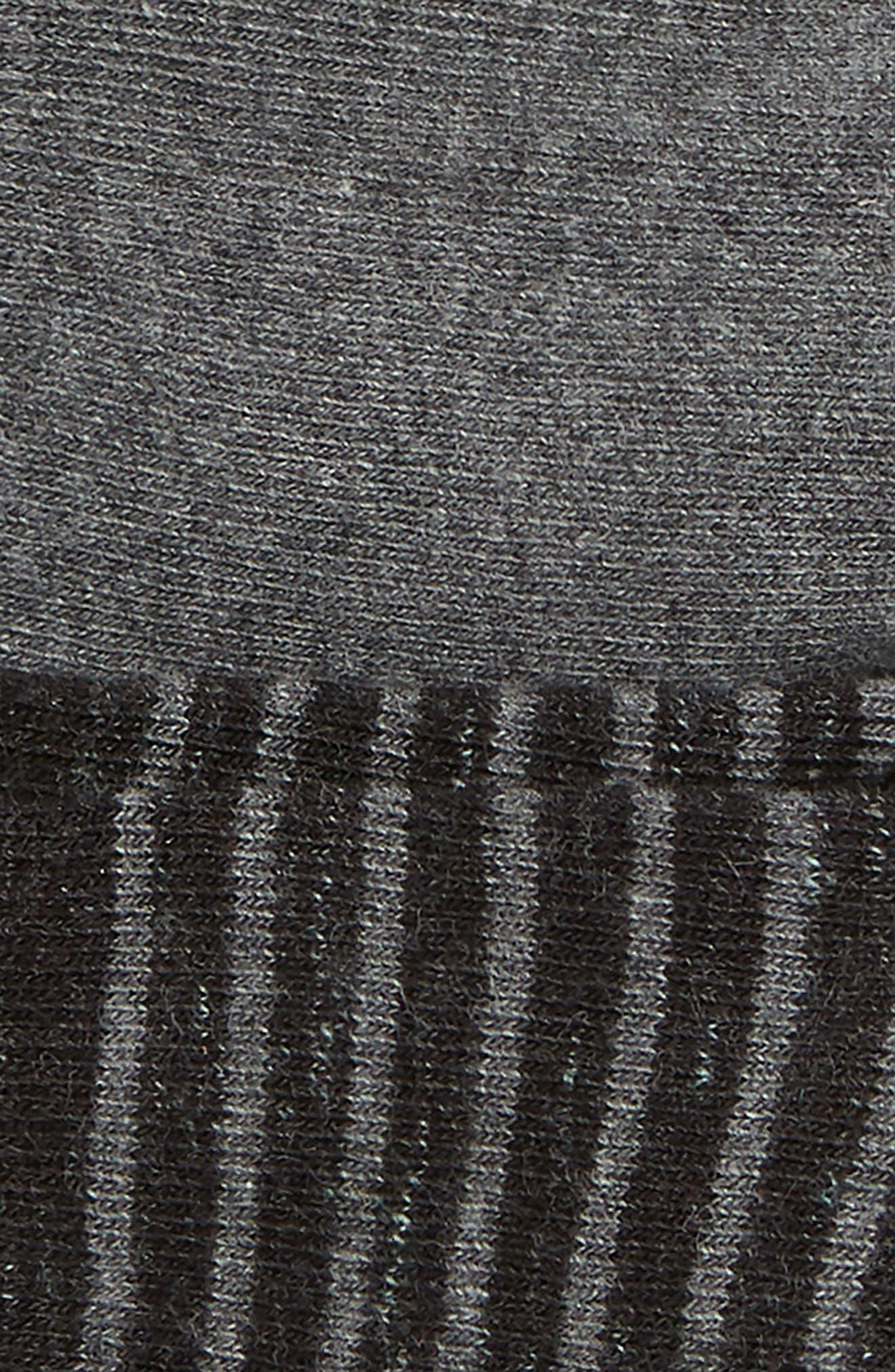 2-Pack No-Show Socks,                             Alternate thumbnail 2, color,                             BLACK