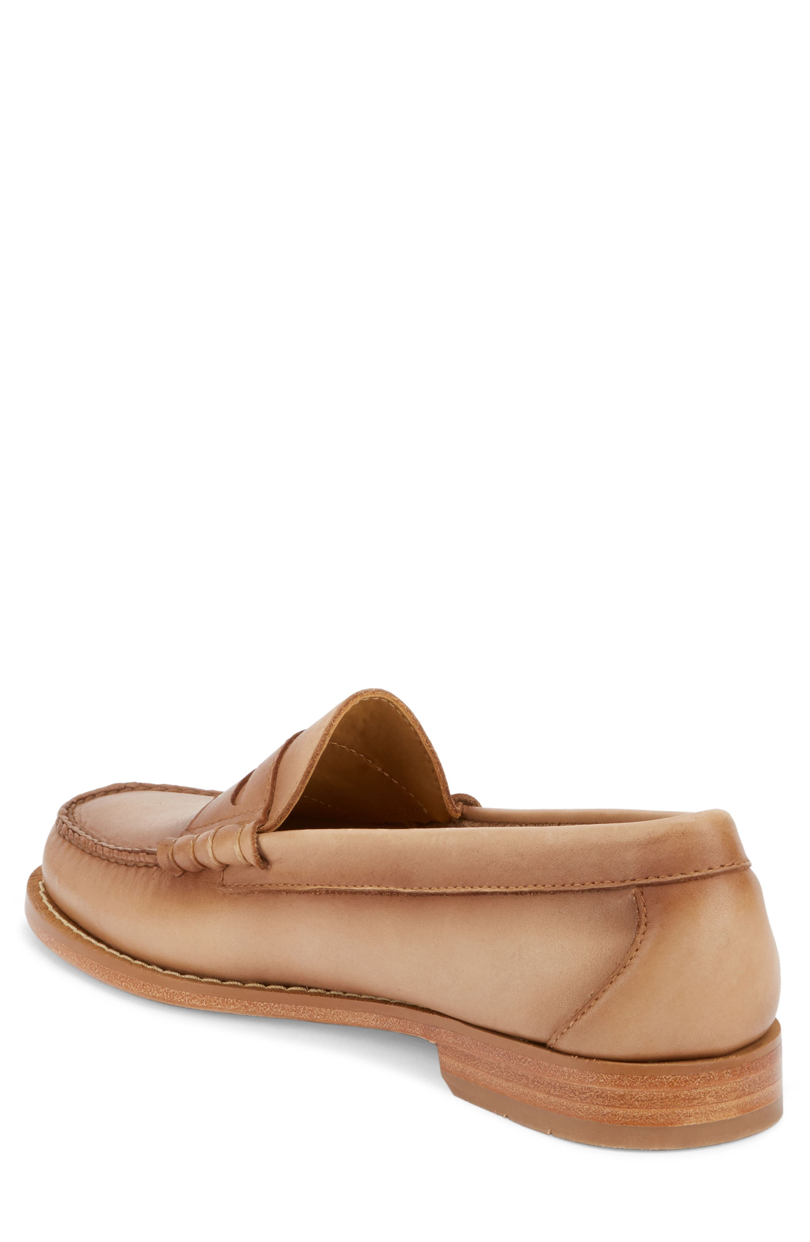 'Larson - Weejuns' Penny Loafer,                             Alternate thumbnail 2, color,                             VACHETTA LEATHER
