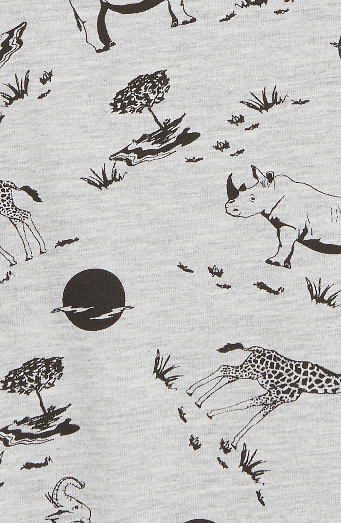 Loy T-Shirt,                             Alternate thumbnail 2, color,                             SAFARI COLOR