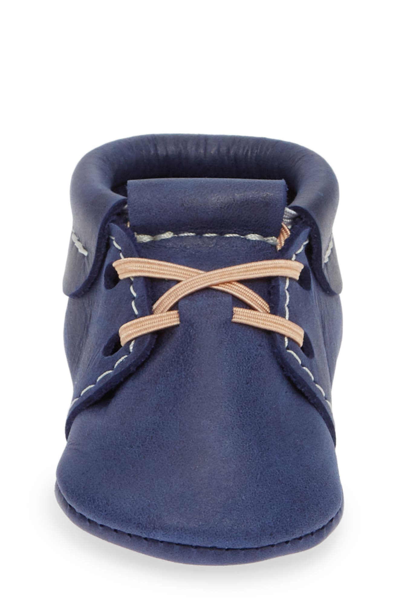 City Leather Moccasin,                             Alternate thumbnail 4, color,                             410