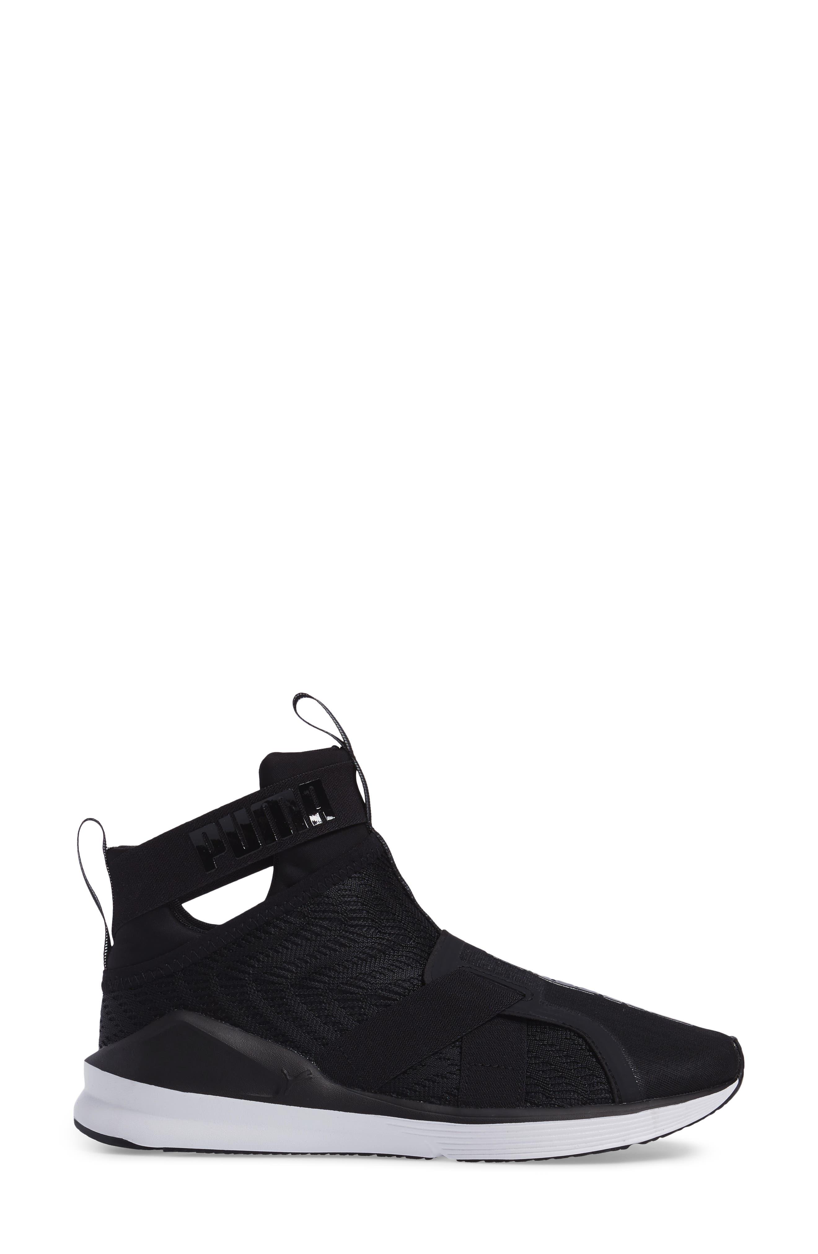 Fierce Strap Training Sneaker,                             Alternate thumbnail 18, color,