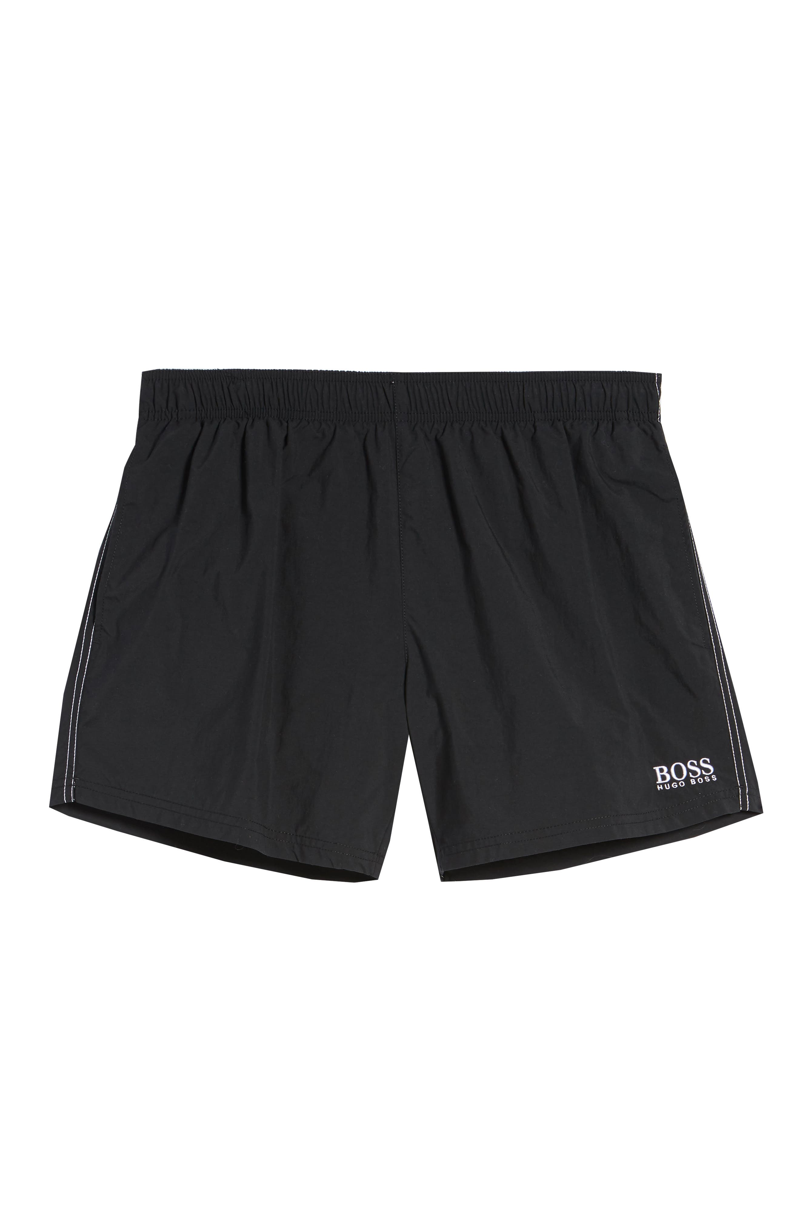 Perch Swim Trunks,                             Alternate thumbnail 6, color,                             001