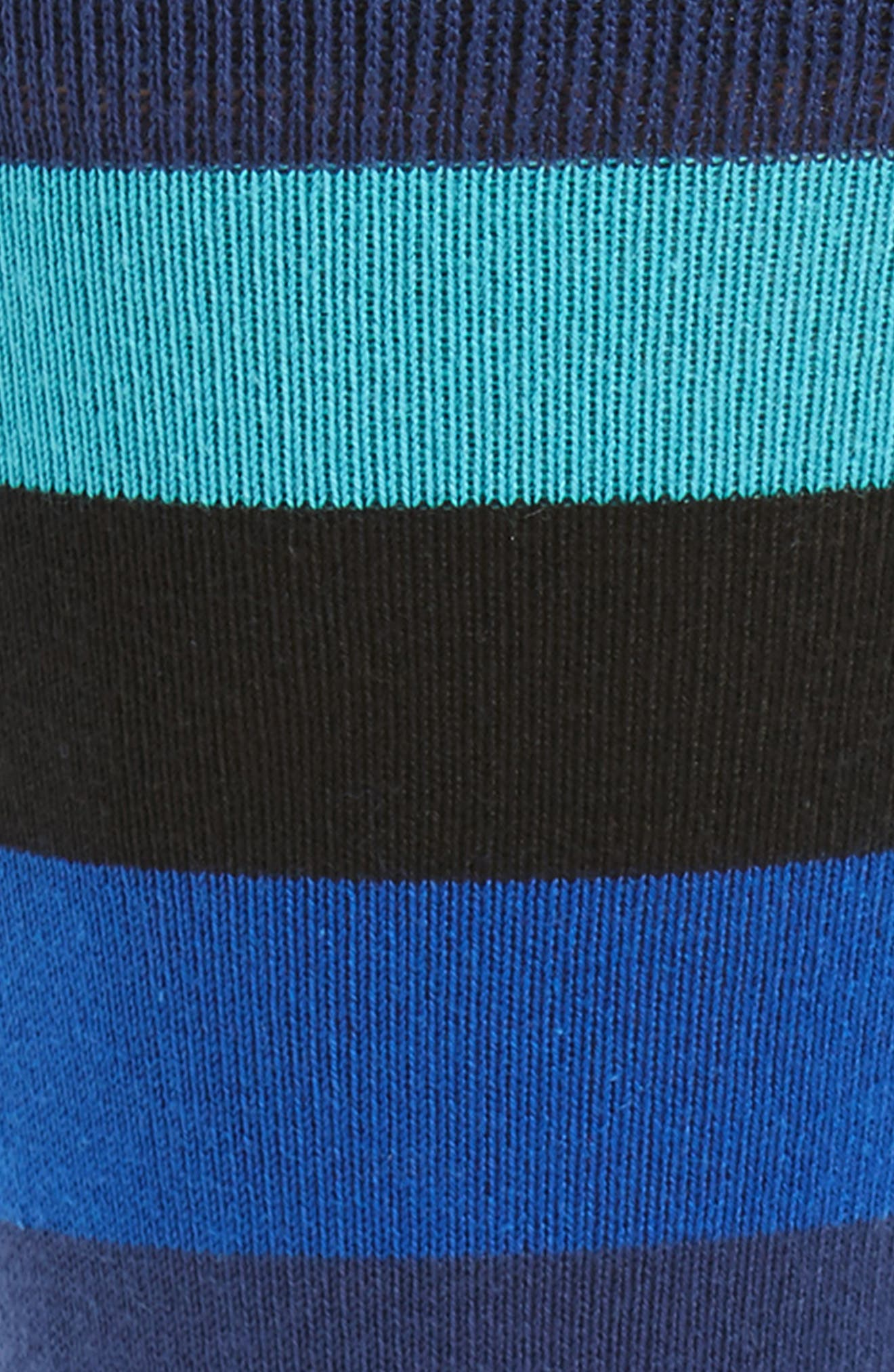 Buxton Stripe Socks,                             Alternate thumbnail 5, color,