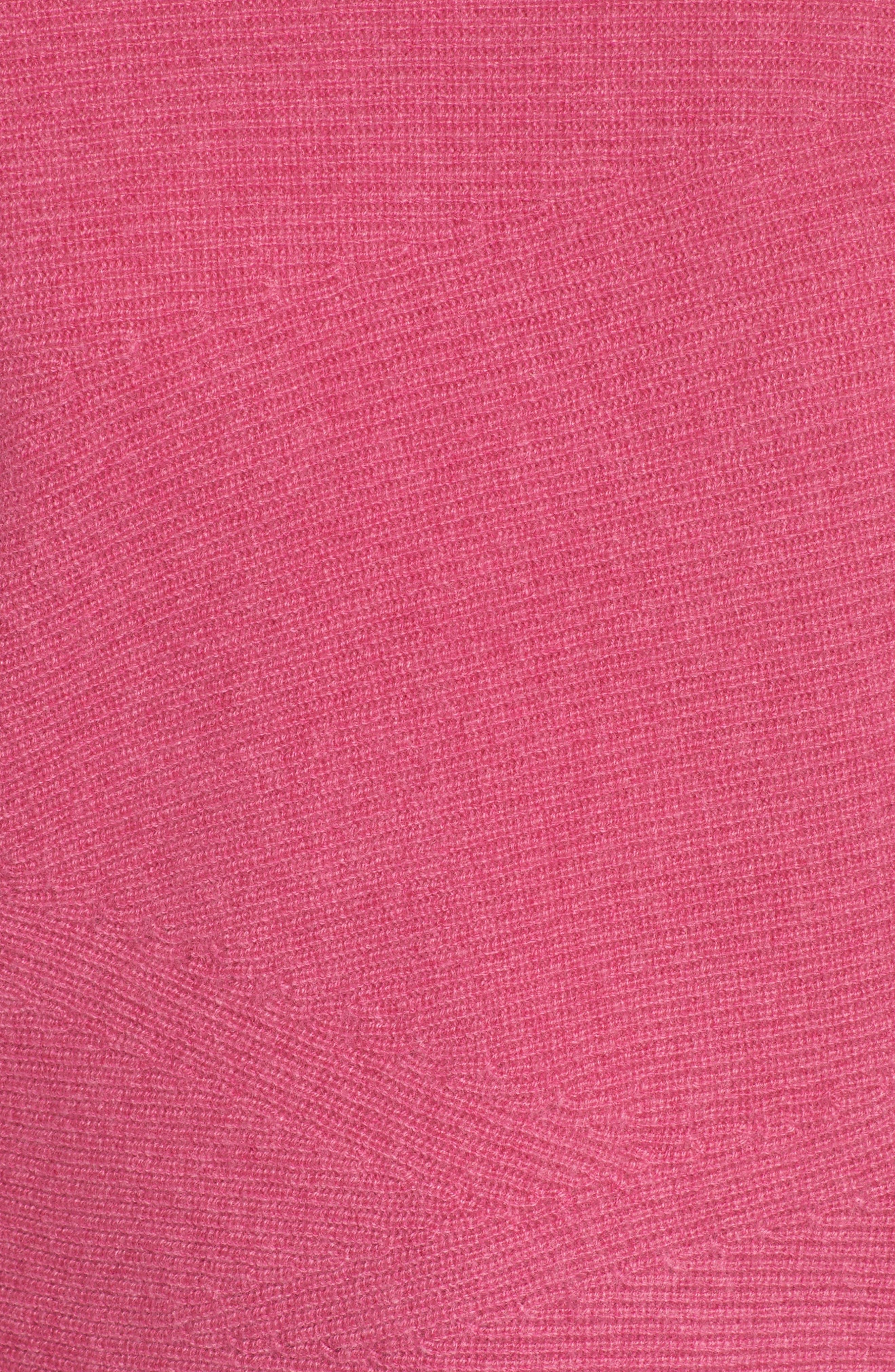 Dolman Sleeve Cashmere Sweater,                             Alternate thumbnail 10, color,