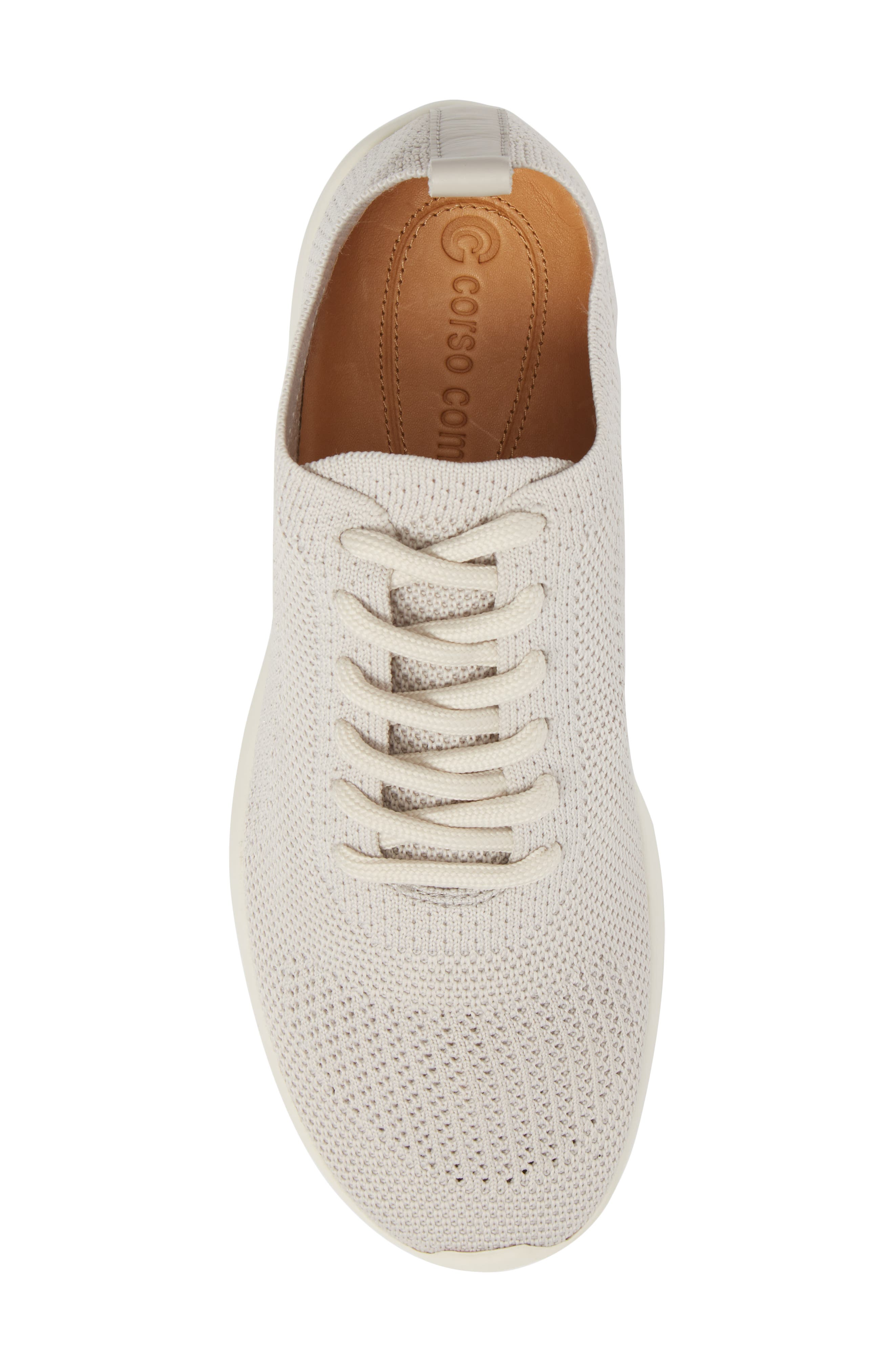 Randee Sneaker,                             Alternate thumbnail 5, color,                             MOON FABRIC