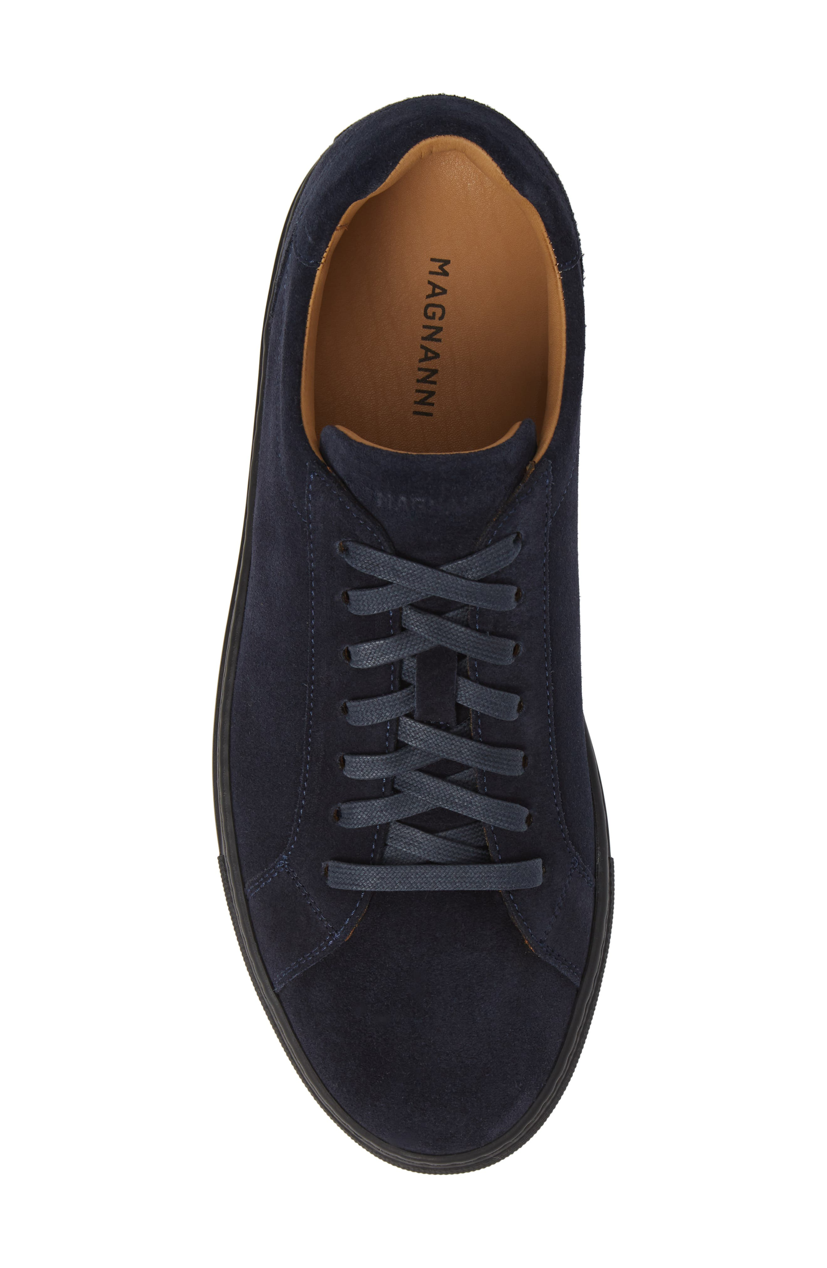 Fede Sneaker,                             Alternate thumbnail 5, color,                             NAVY SUEDE/ LEATHER