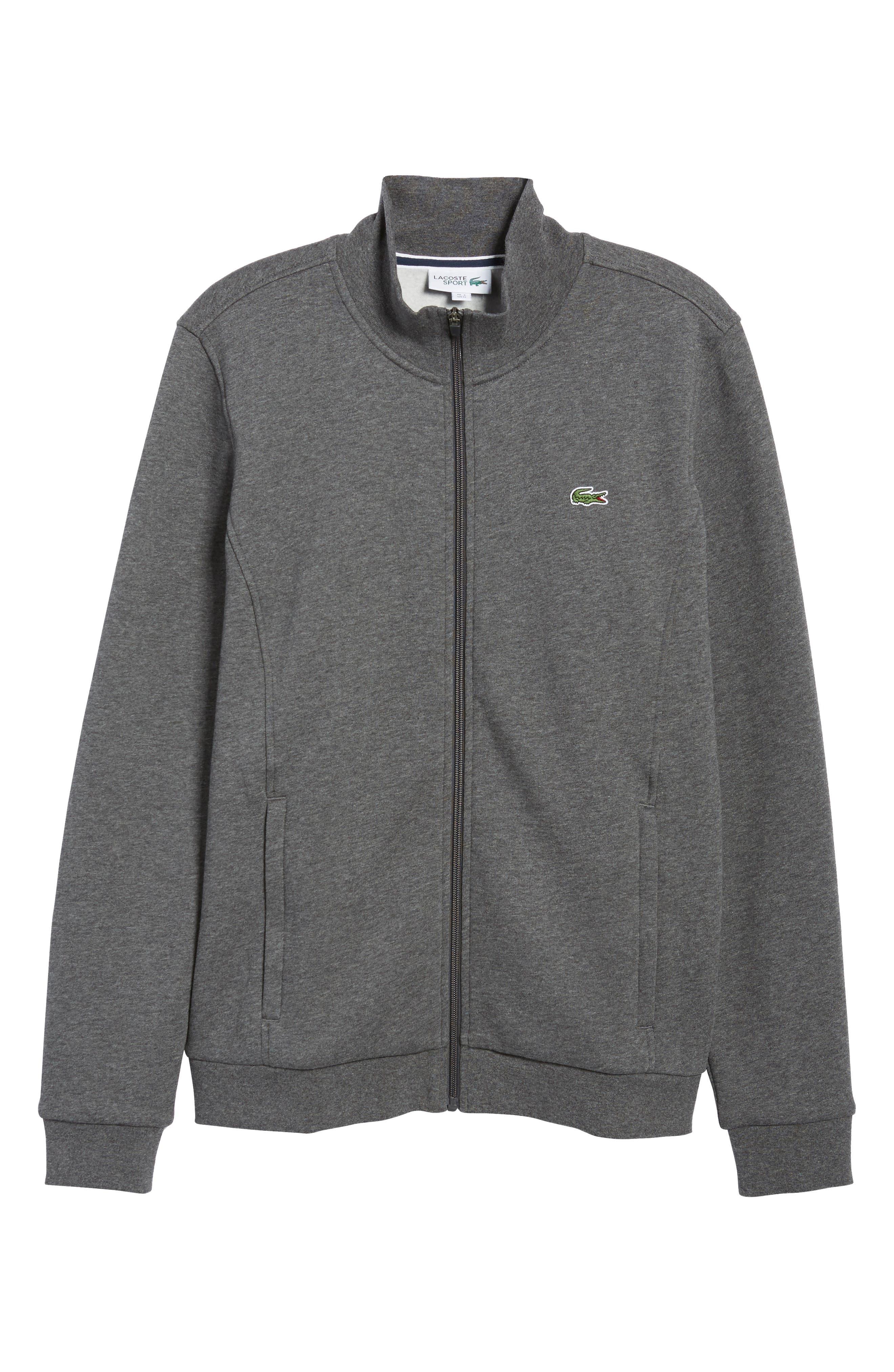 Fleece Zip Jacket,                             Alternate thumbnail 13, color,