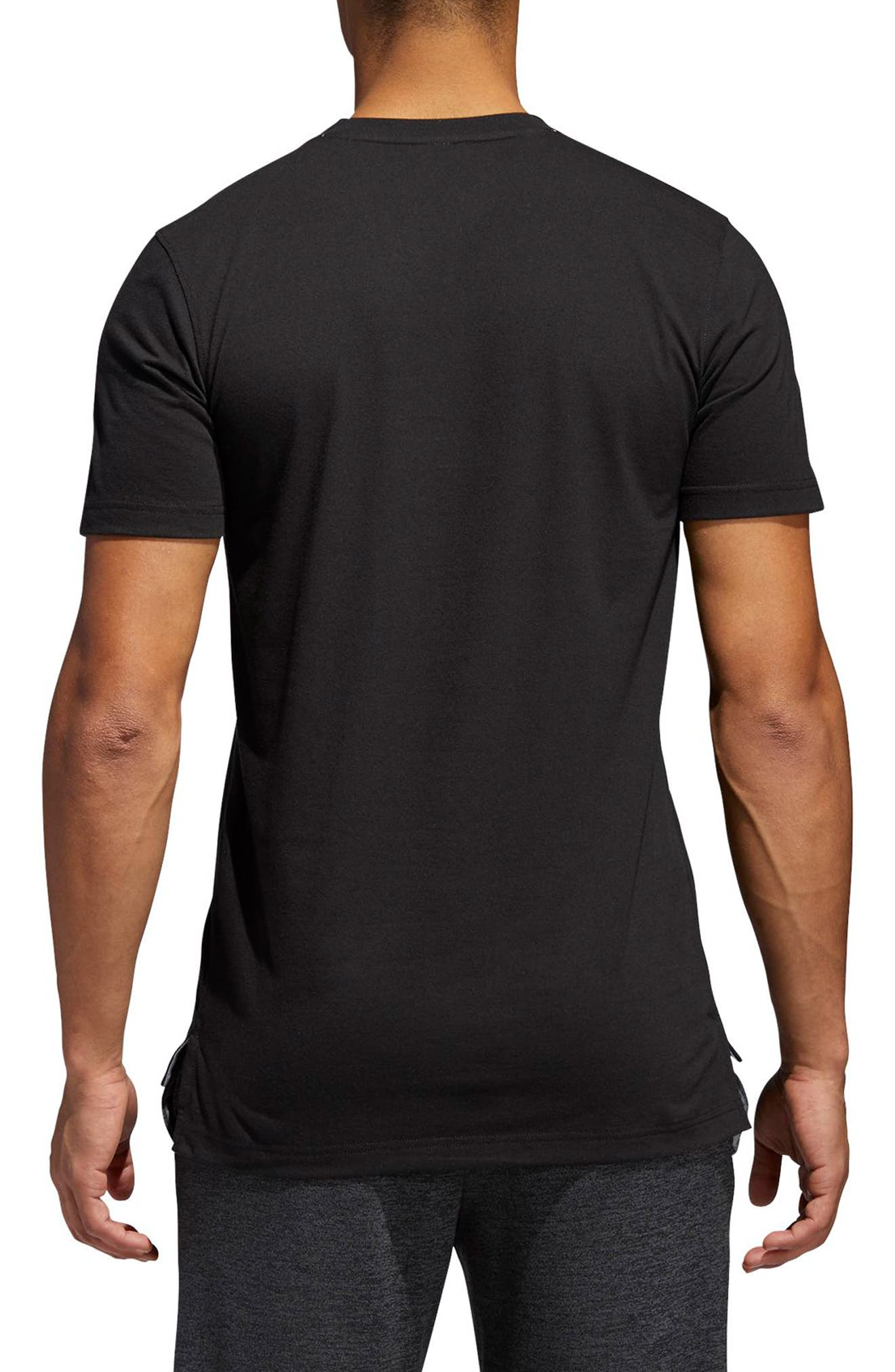 BOS Label T-Shirt,                             Alternate thumbnail 2, color,                             001