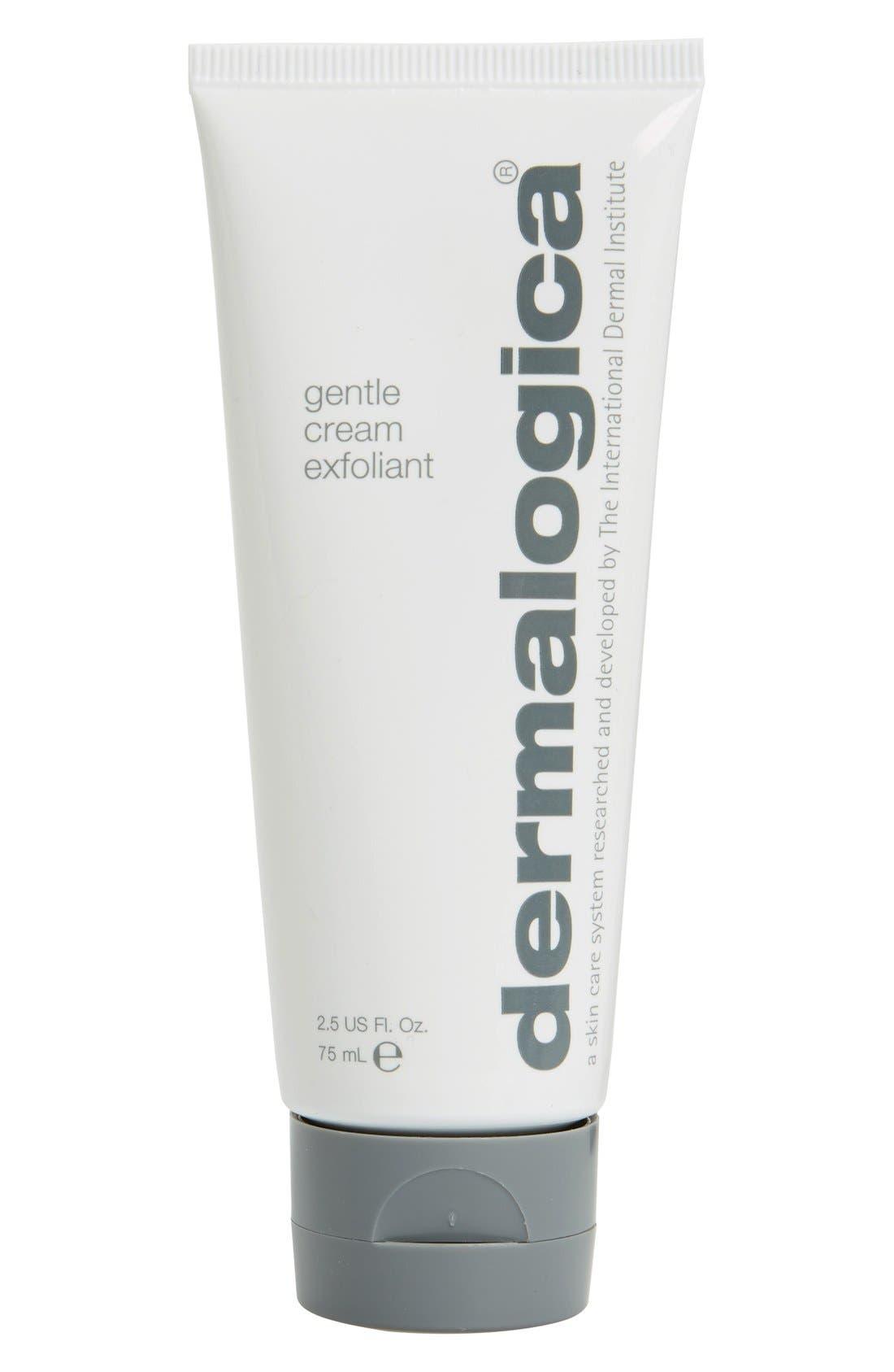 Gentle Cream Exfoliant,                             Main thumbnail 1, color,                             NO COLOR