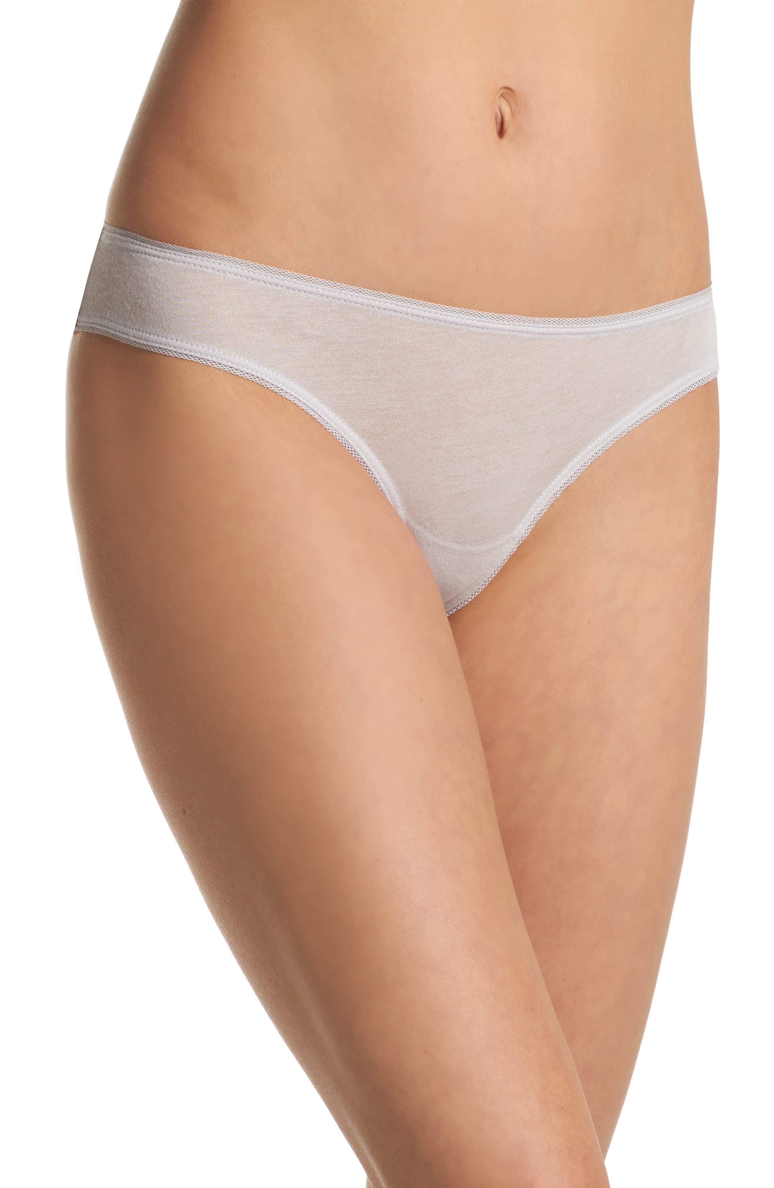 Organic Pima Cotton Bikini,                             Main thumbnail 1, color,                             532