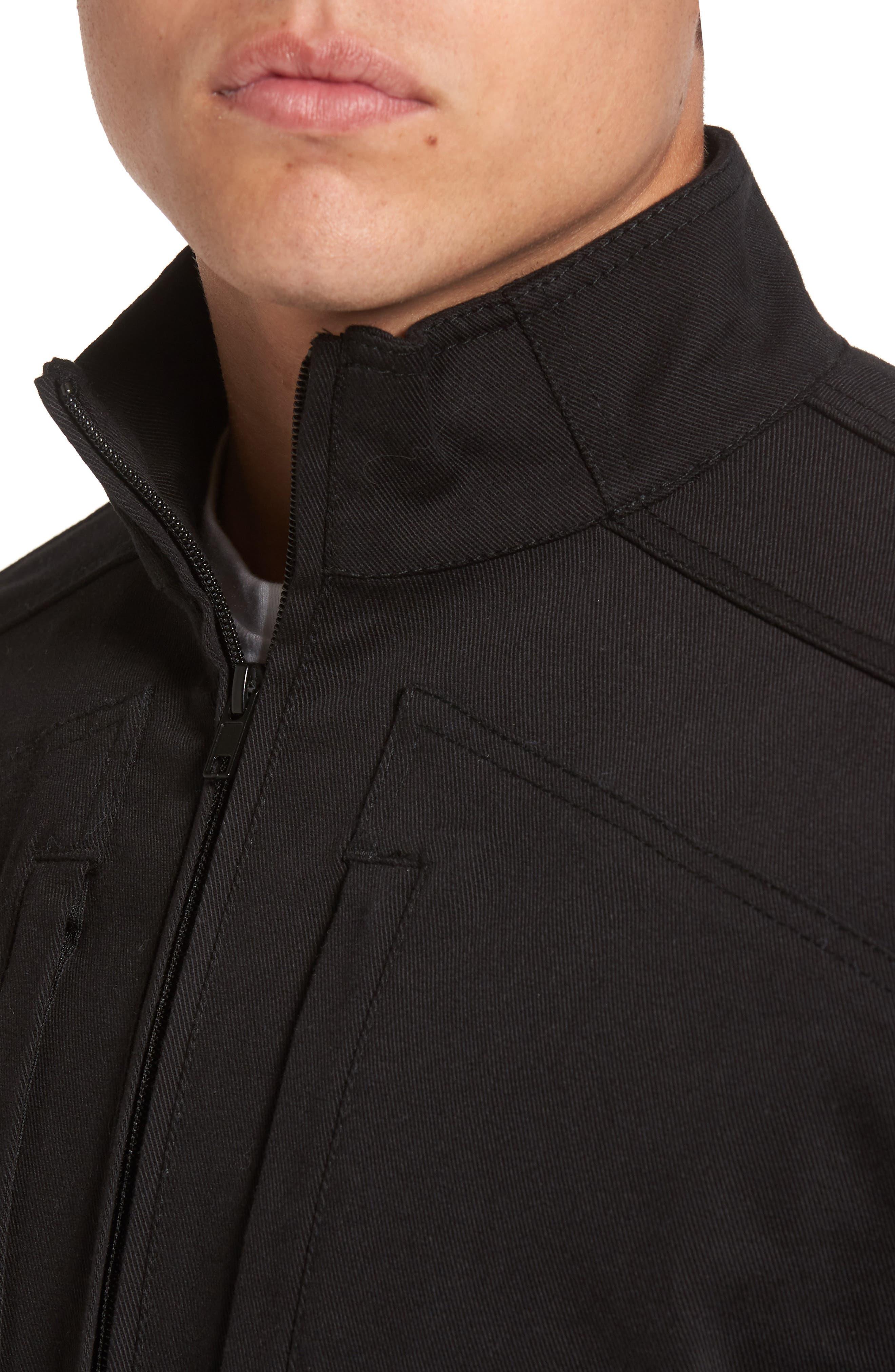 Zip Jacket,                             Alternate thumbnail 4, color,                             001
