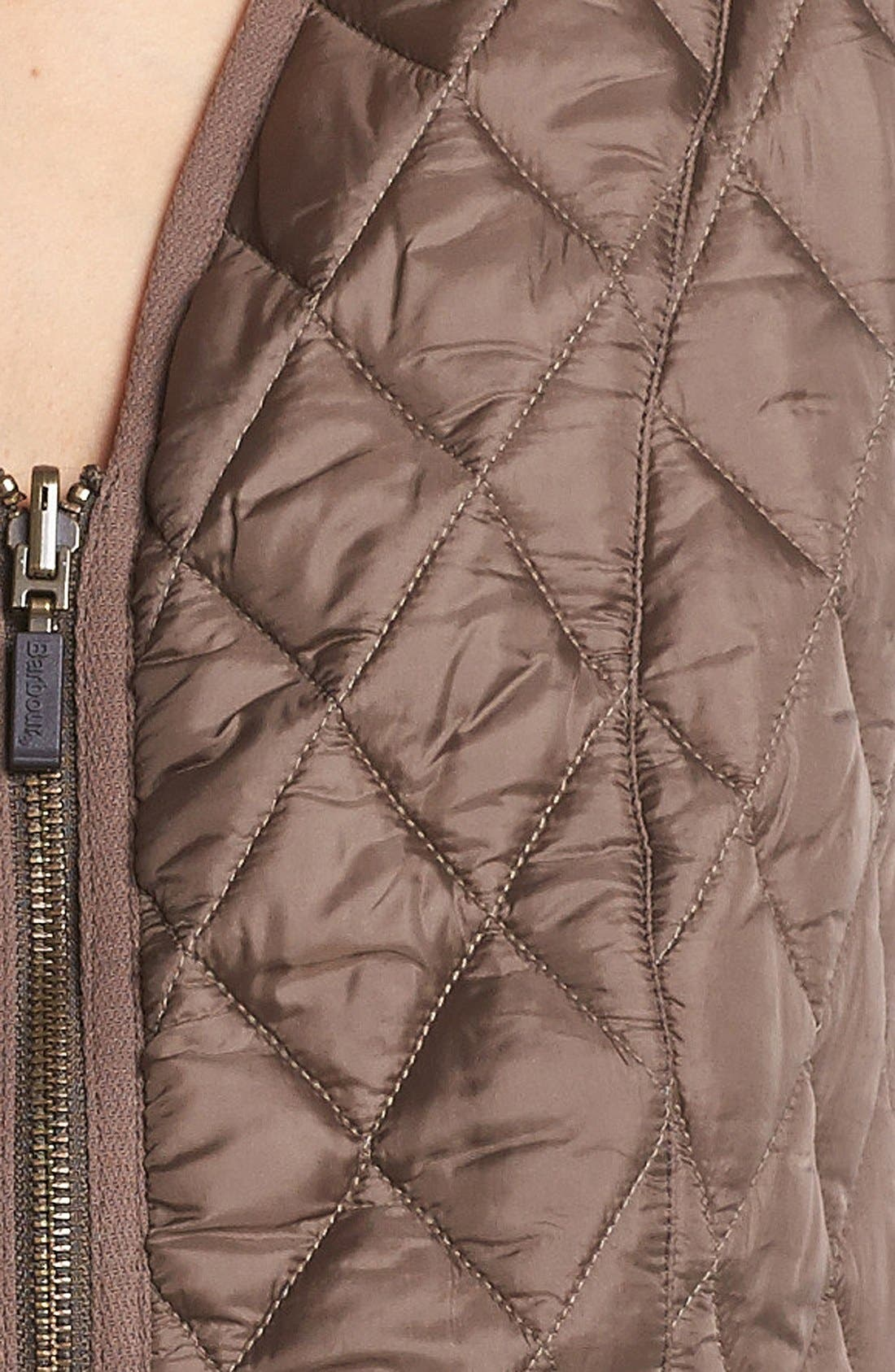 'Beadnell' Quilted Liner,                             Alternate thumbnail 10, color,