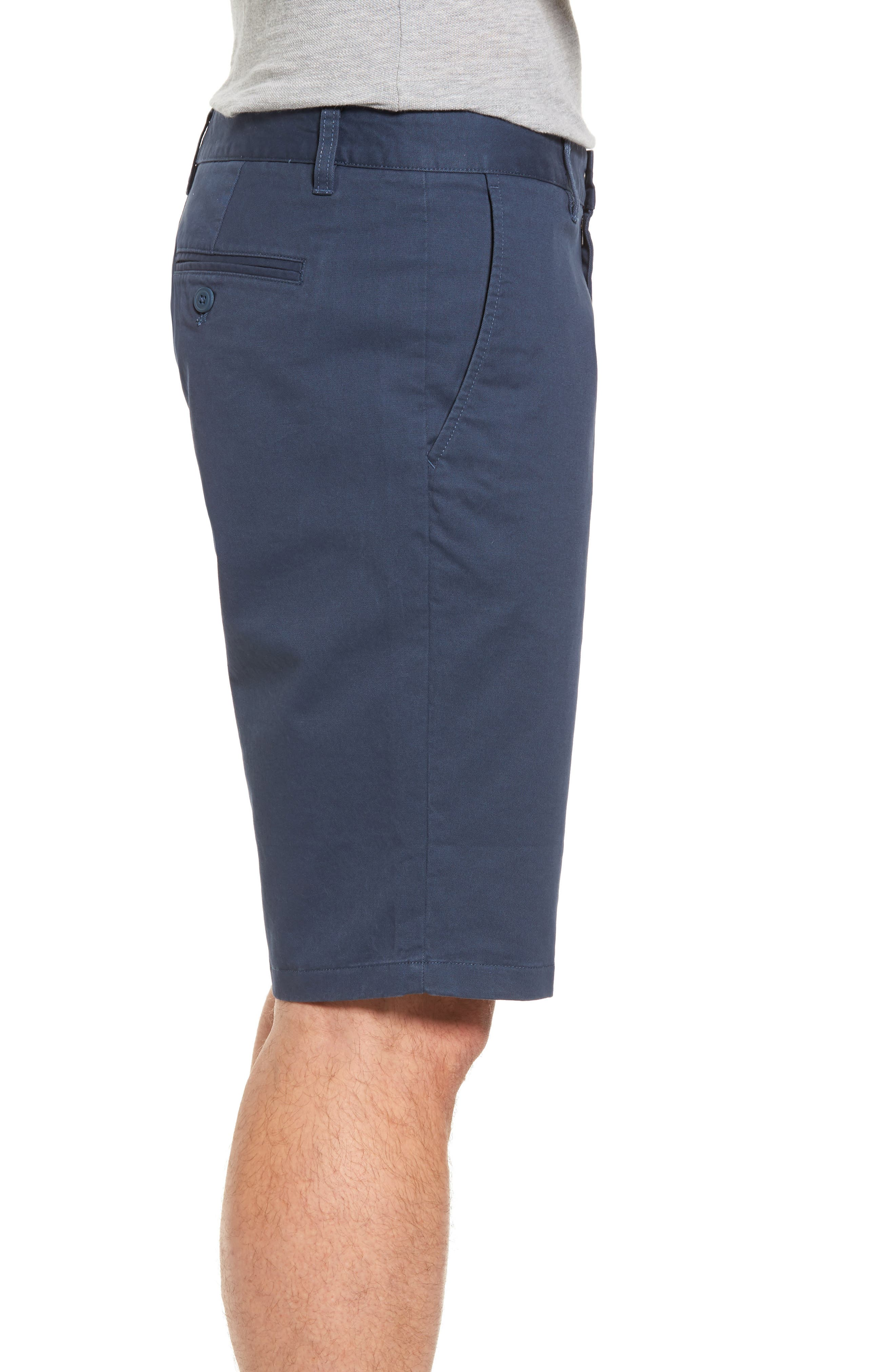 Stretch Washed Chino 11-Inch Shorts,                             Alternate thumbnail 49, color,