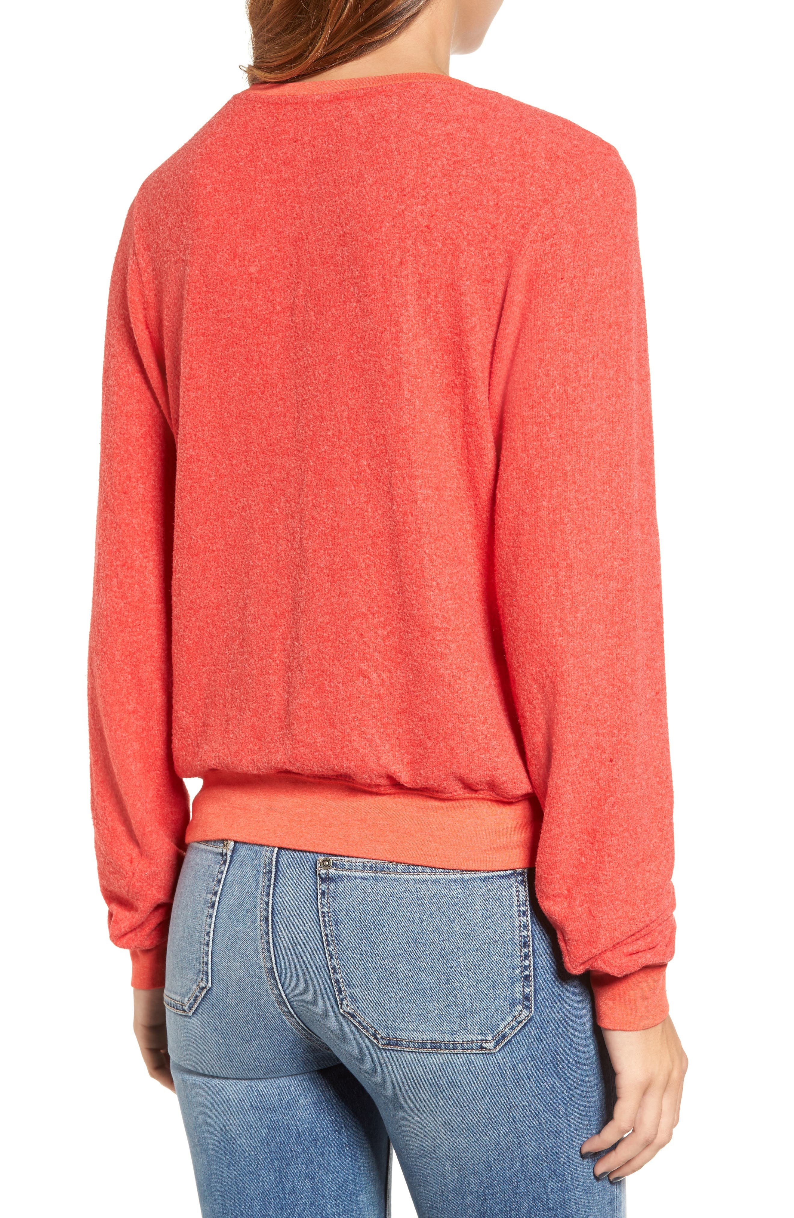 'Baggy Beach Jumper' Pullover,                             Alternate thumbnail 80, color,