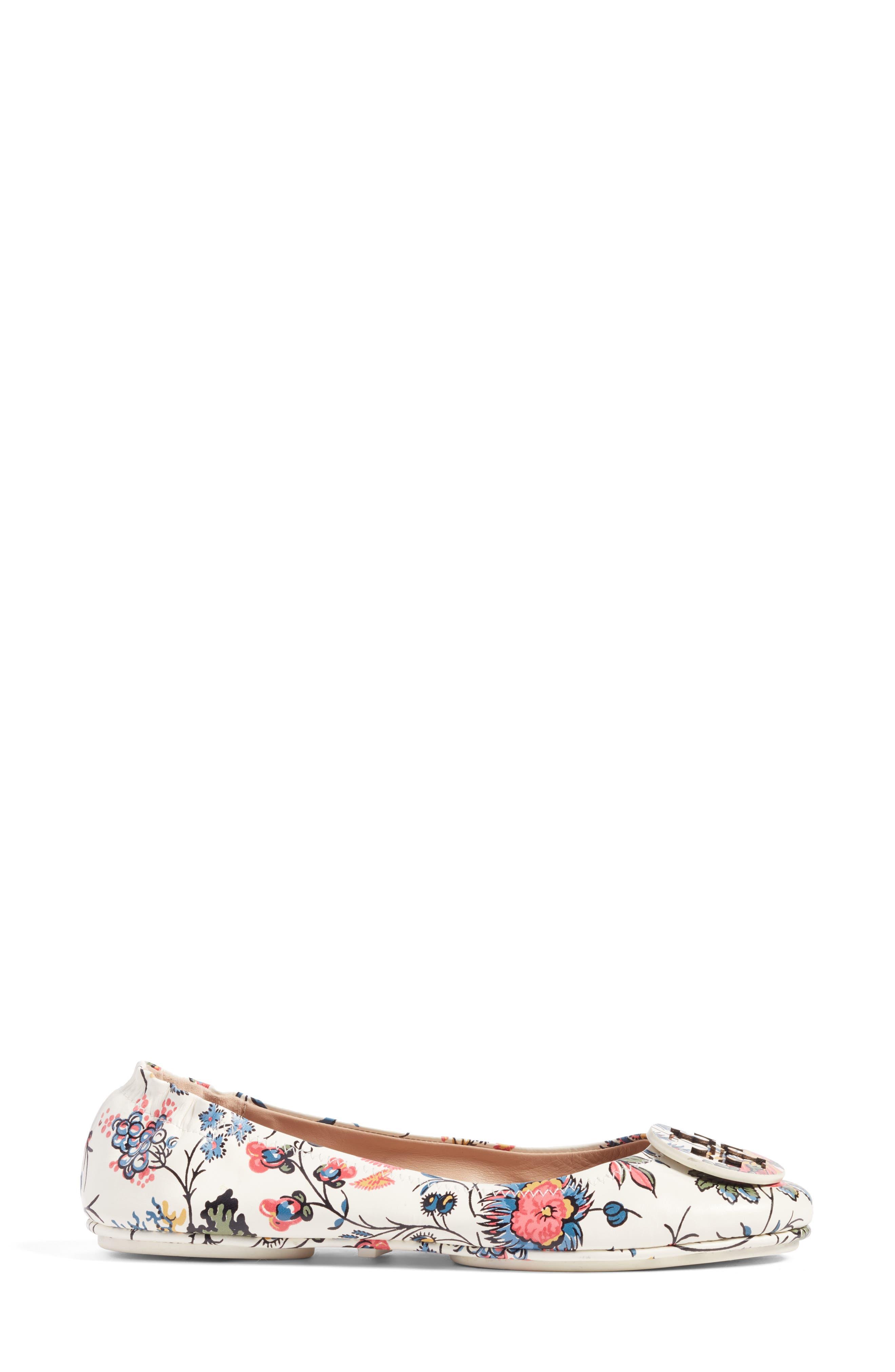 'Minnie' Travel Ballet Flat,                             Alternate thumbnail 154, color,