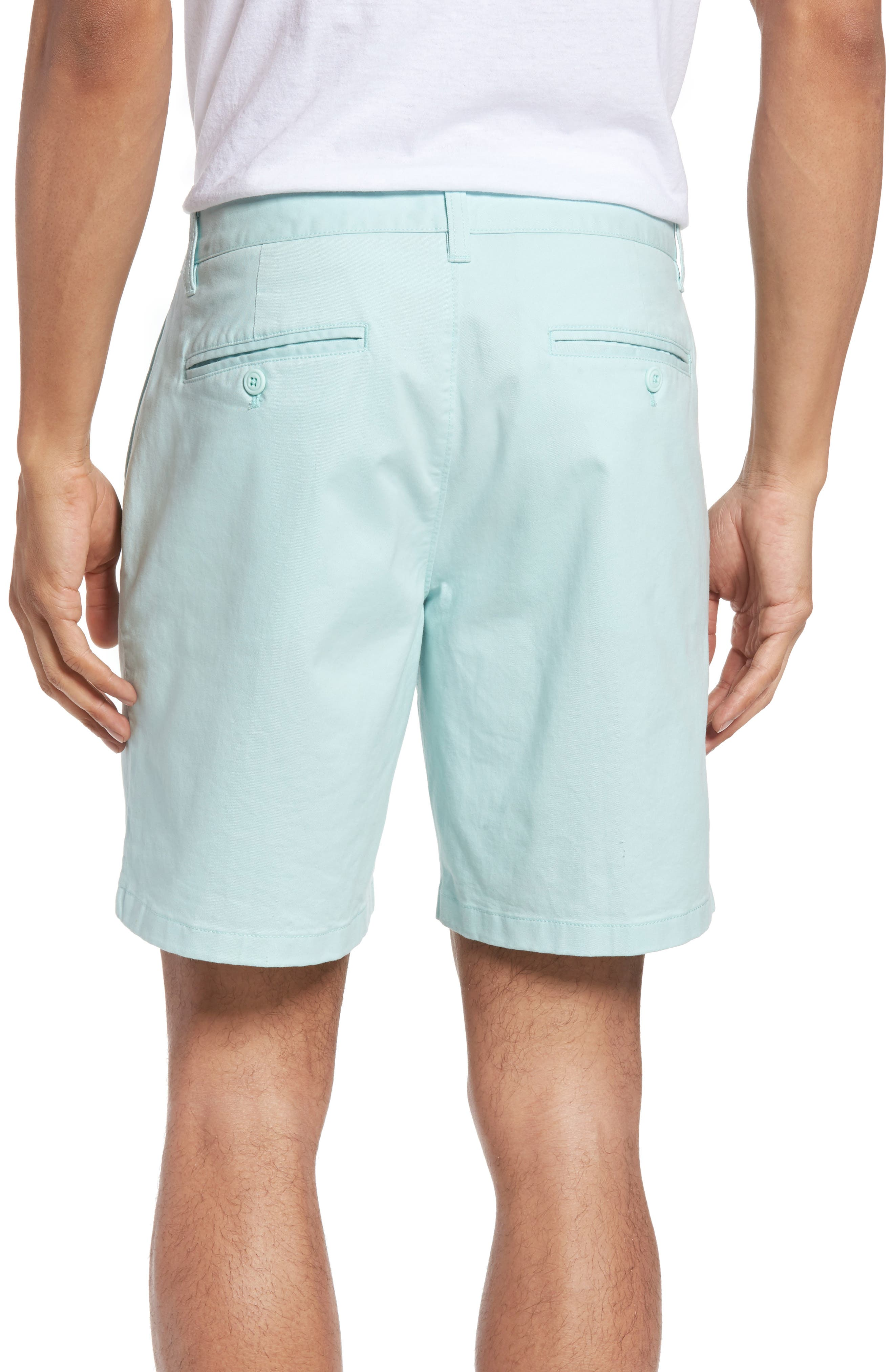 Stretch Washed Chino 7-Inch Shorts,                             Alternate thumbnail 44, color,