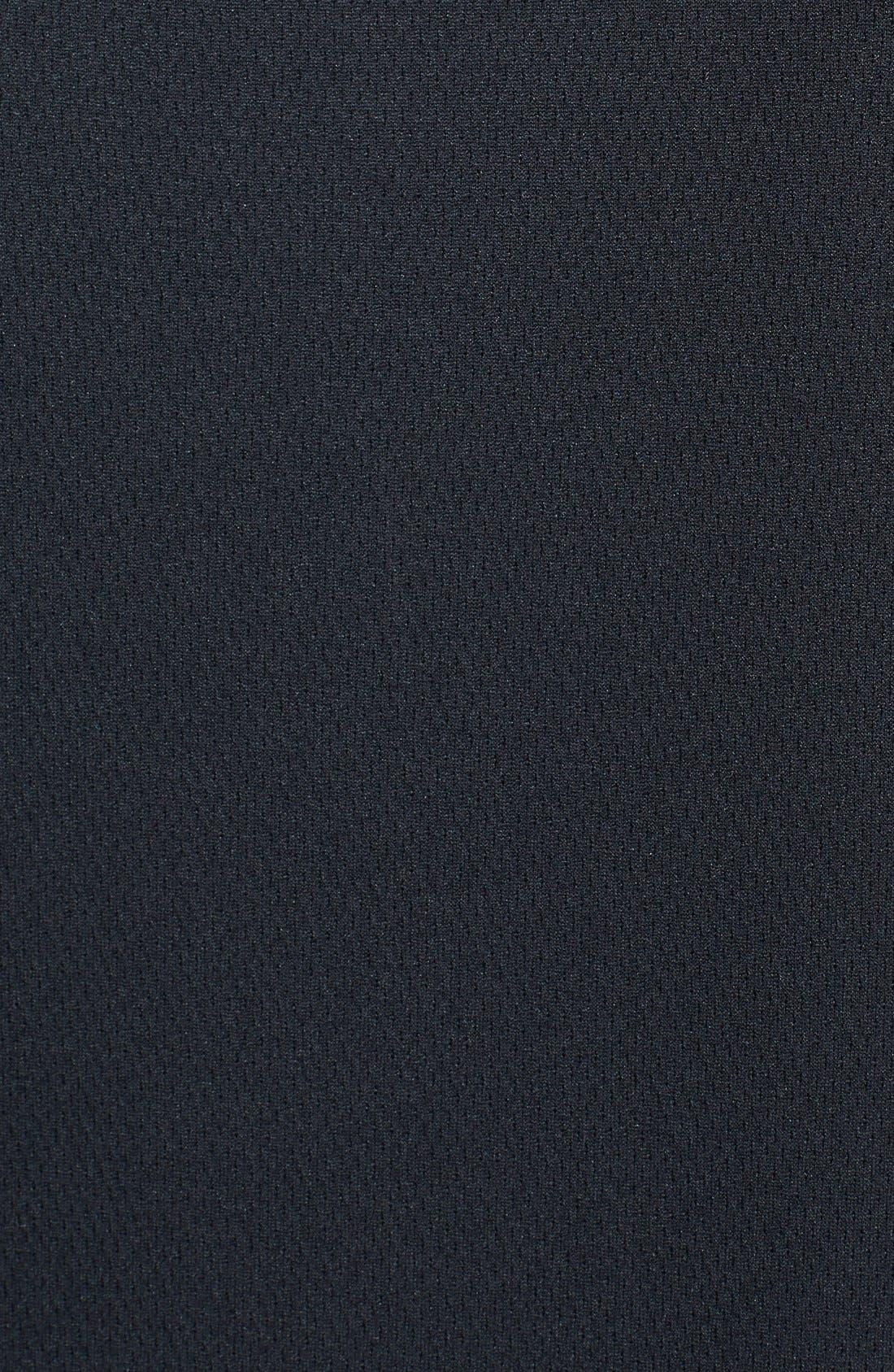 New York Jets - Edge DryTec Moisture Wicking Half Zip Pullover,                             Alternate thumbnail 3, color,                             001
