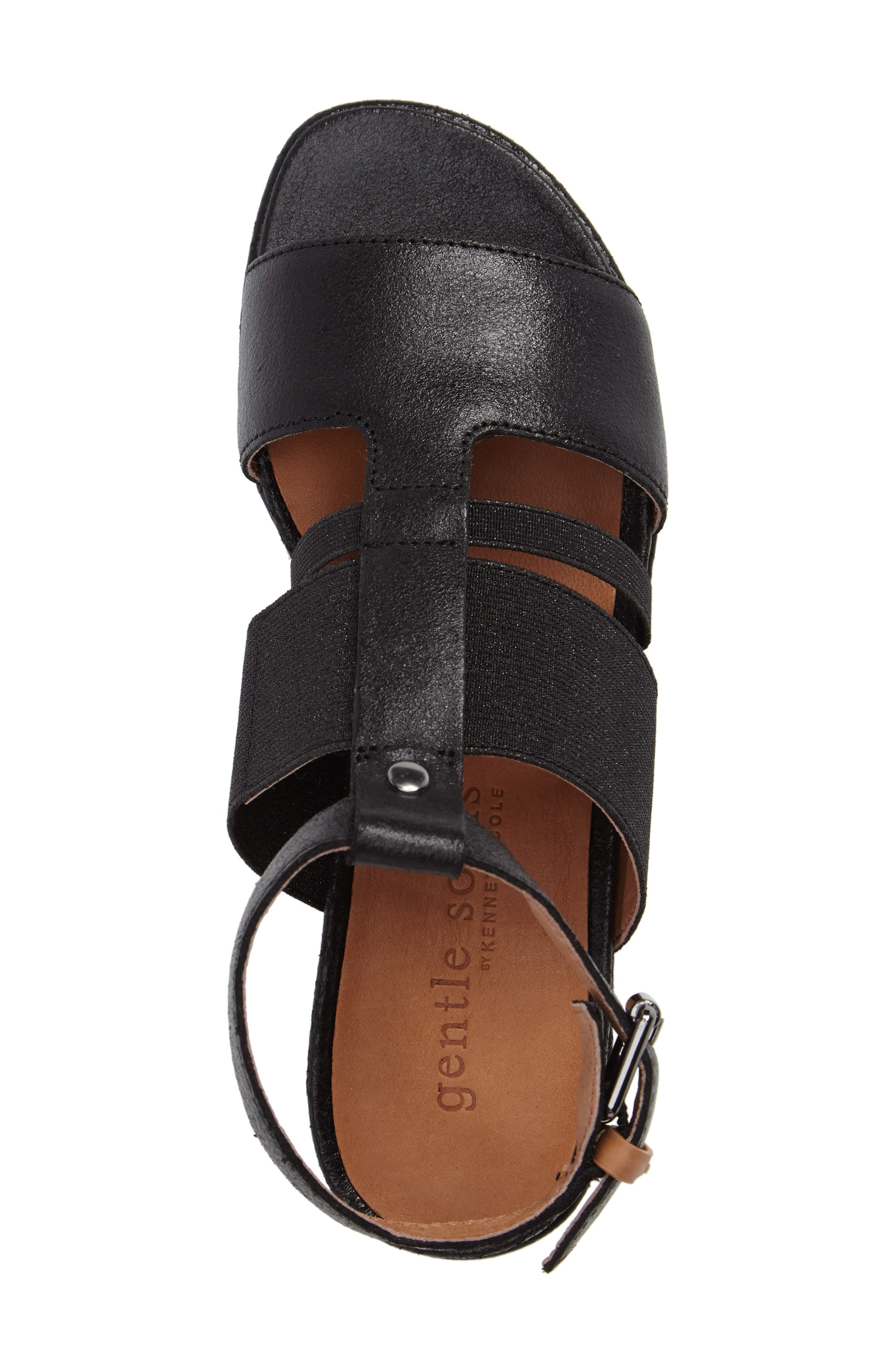 by Kenneth Cole Ophelia Sandal,                             Alternate thumbnail 5, color,                             001