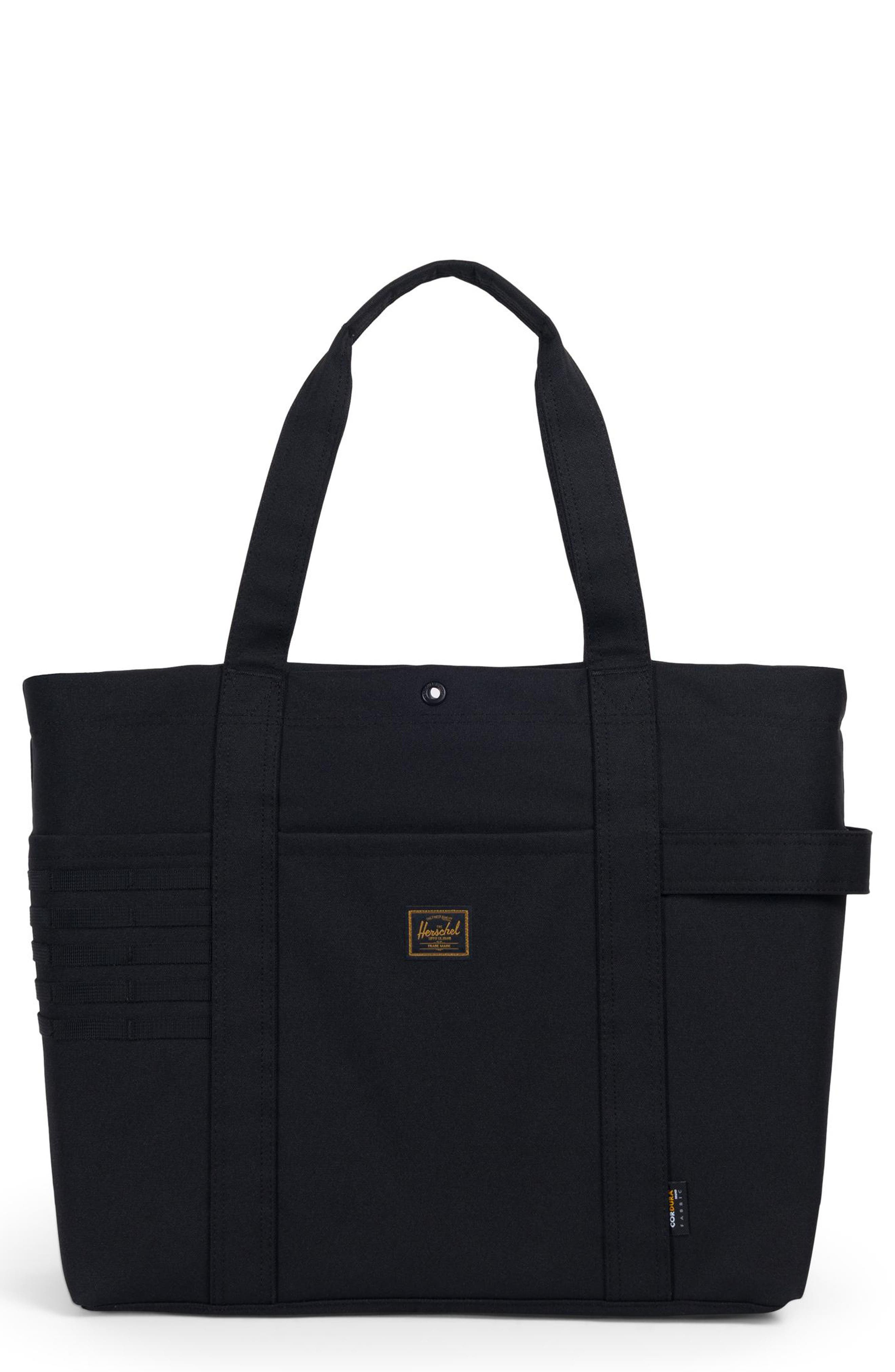 HERSCHEL SUPPLY CO.,                             Terrace Tote,                             Main thumbnail 1, color,                             001