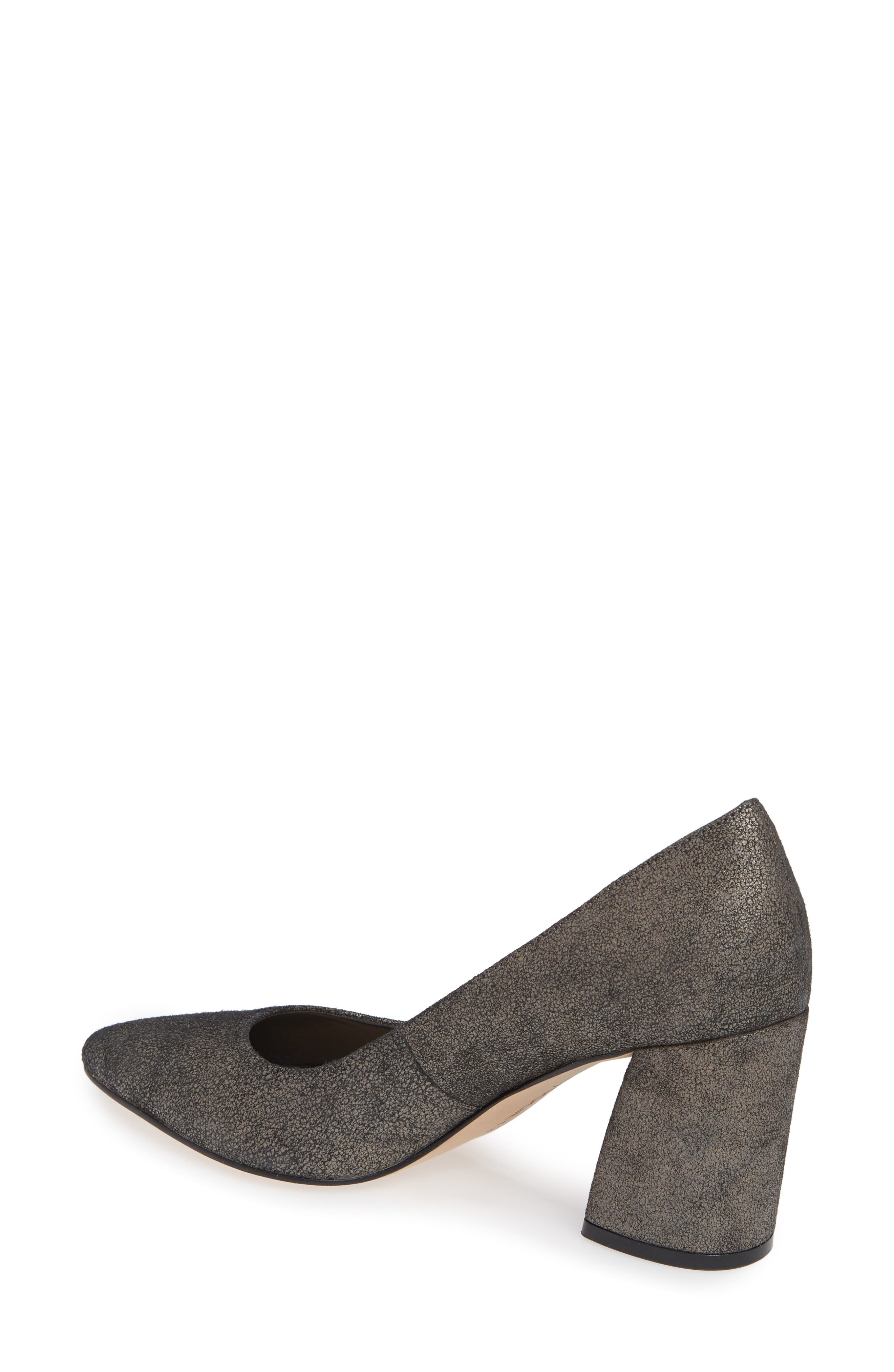 SOLE SOCIETY,                             Twila Pump,                             Alternate thumbnail 2, color,                             DARK CEMENT LEATHER