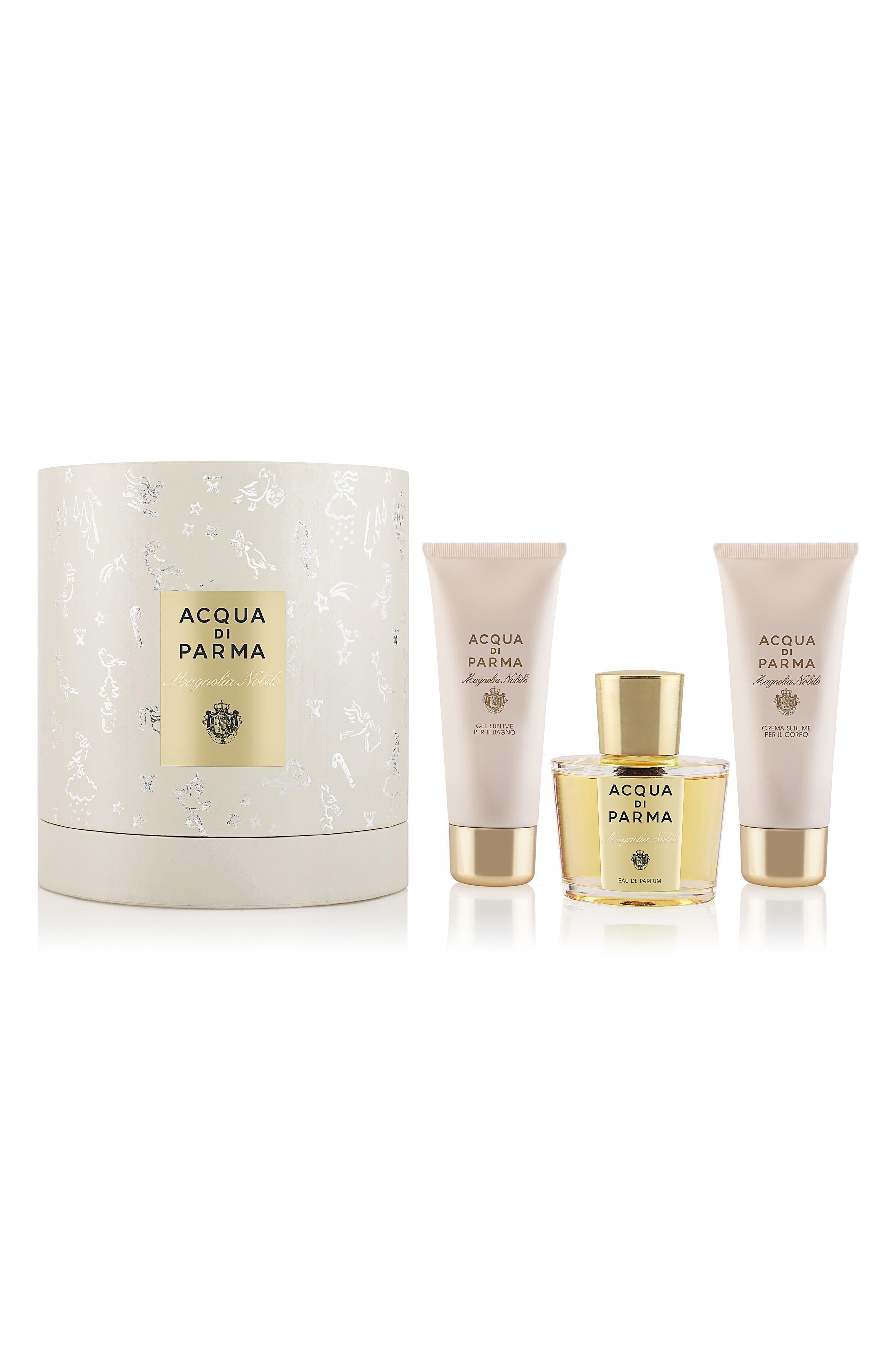 Acqua Di Parma Magnolia Nobile Set ($270 Value)