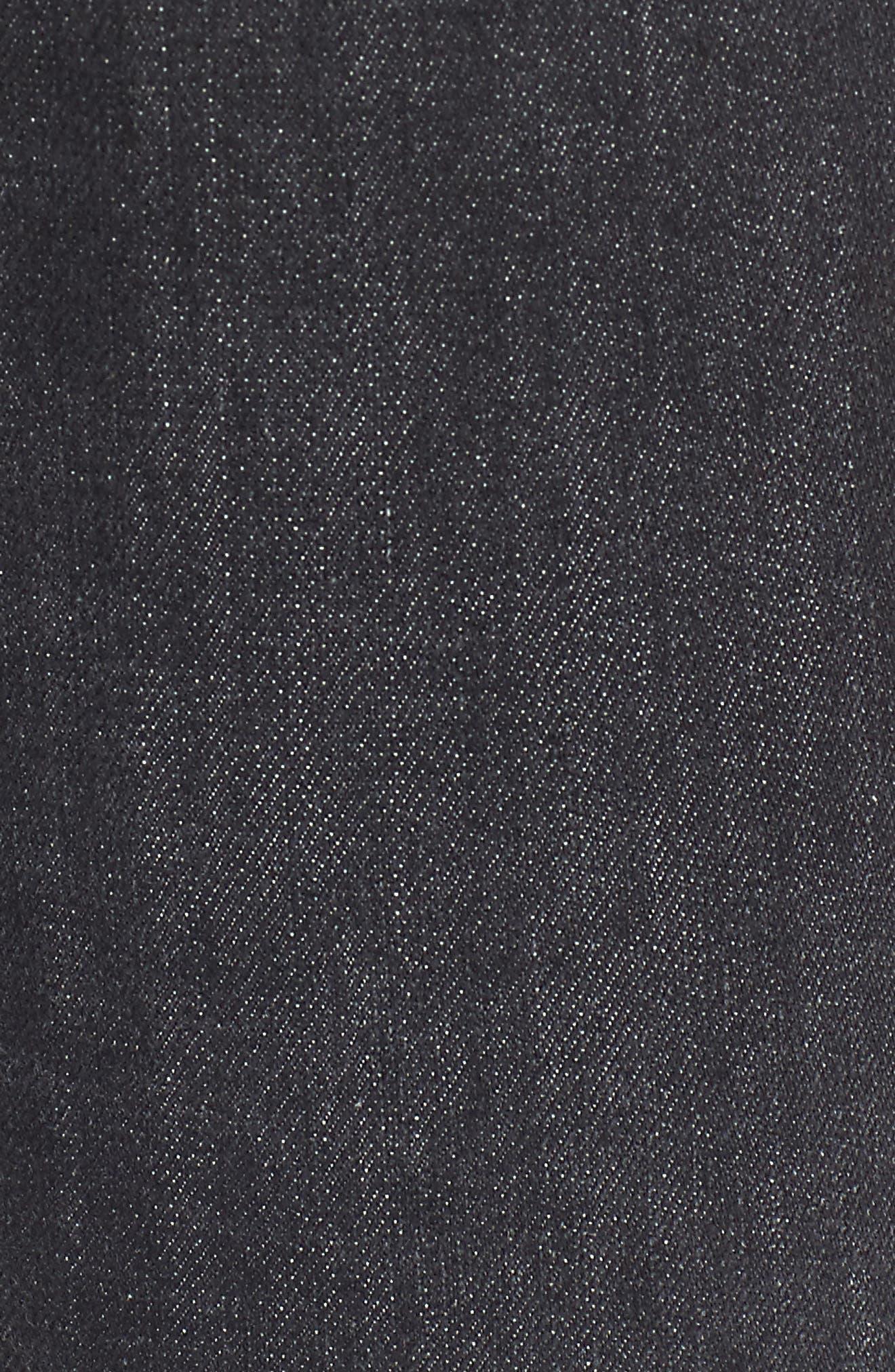 Hudson Barbara High Waist Super Skinny Jeans,                             Alternate thumbnail 5, color,                             064