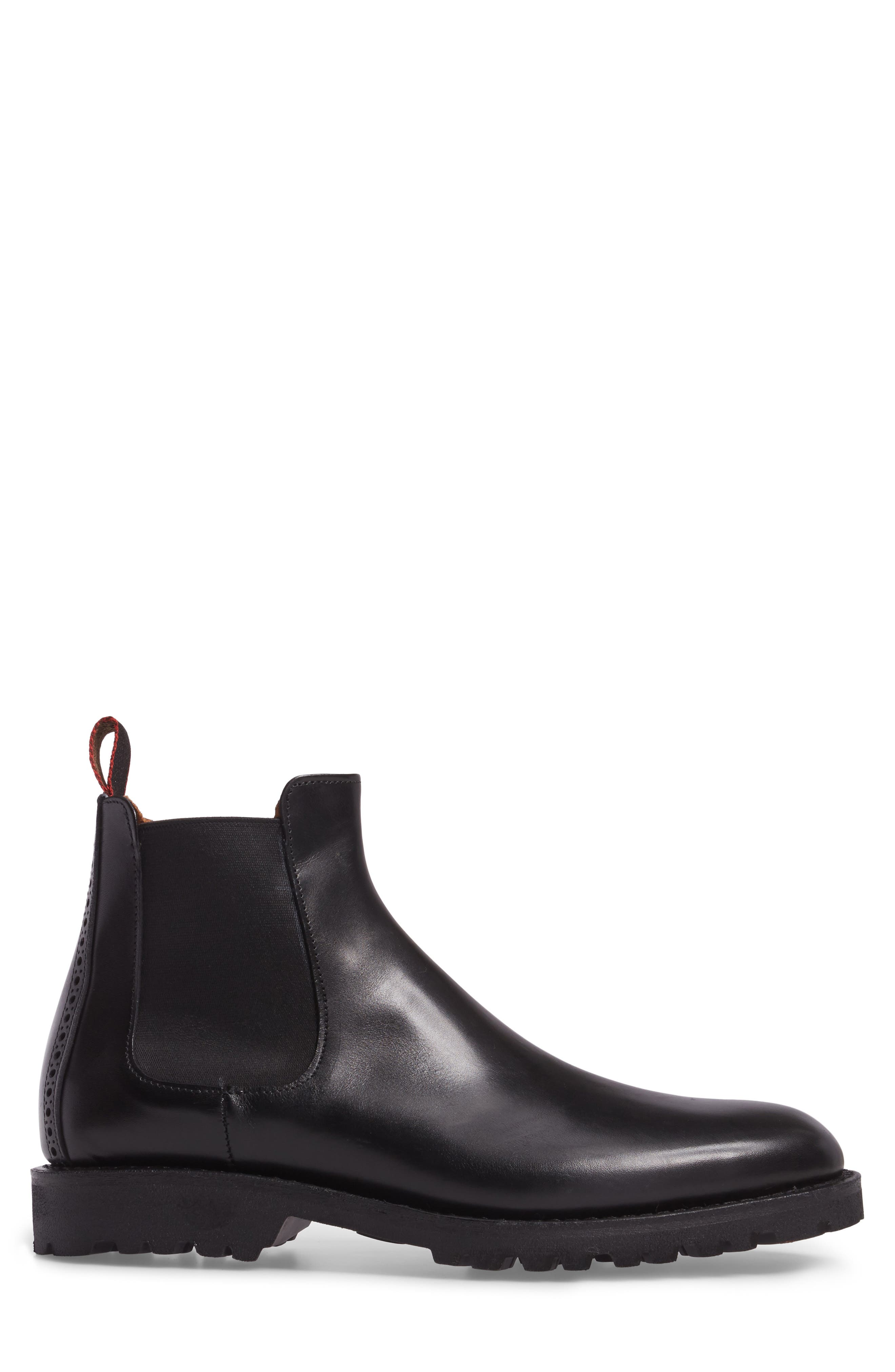 Tate Chelsea Boot,                             Alternate thumbnail 3, color,                             001