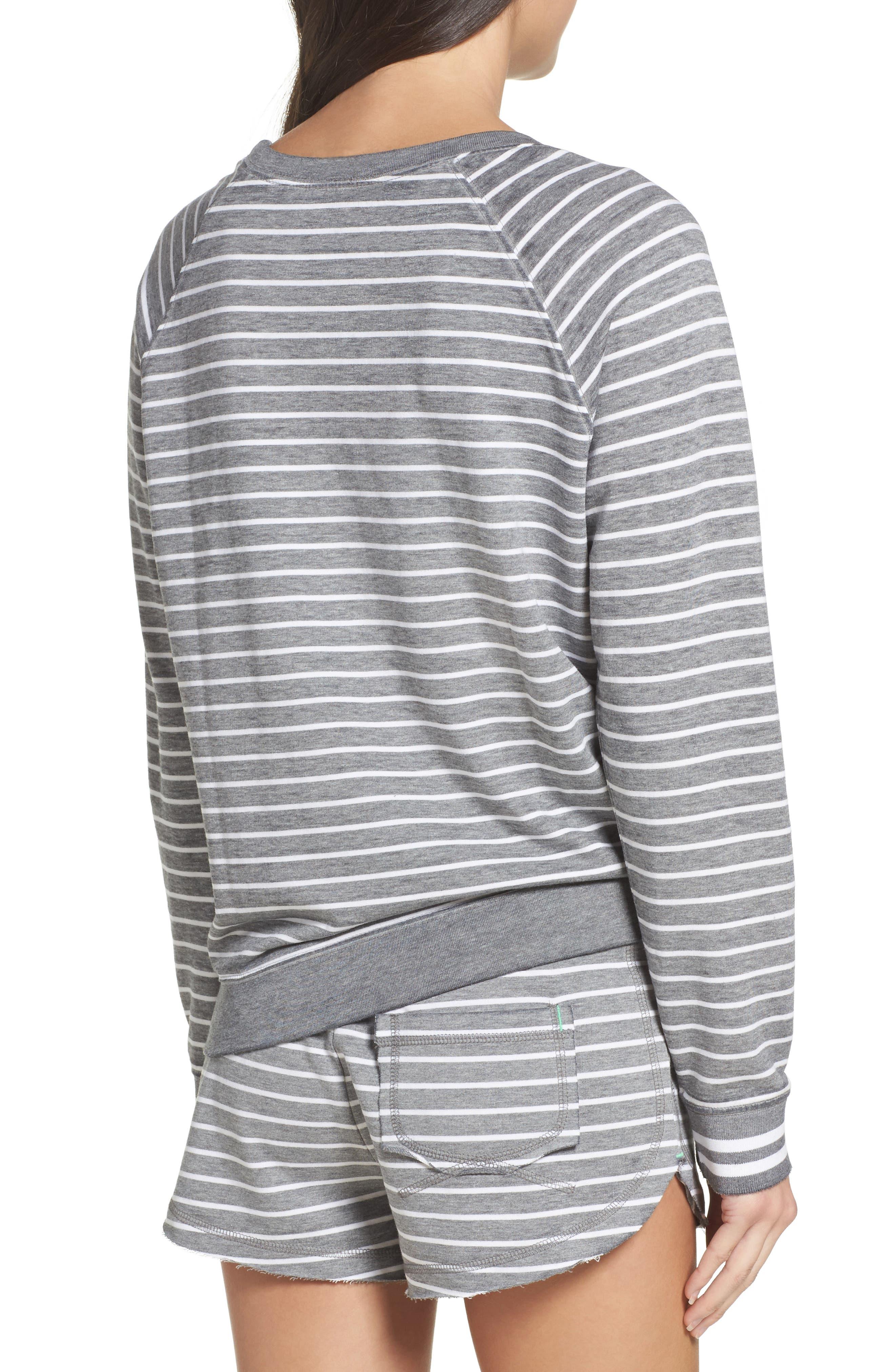 Burnout Lounge Sweatshirt,                             Alternate thumbnail 79, color,