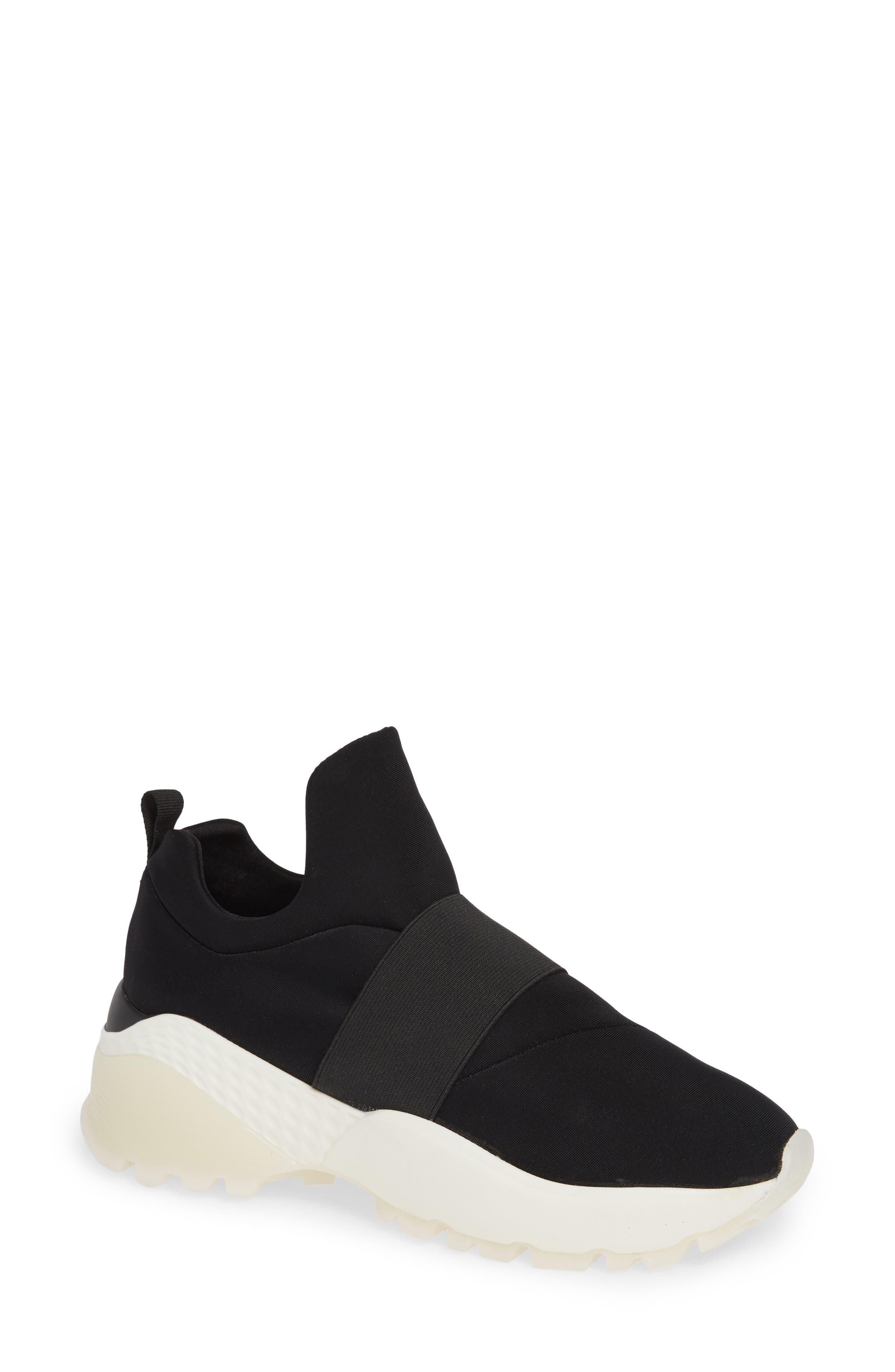 Jslides Slip-On Sneaker, Black