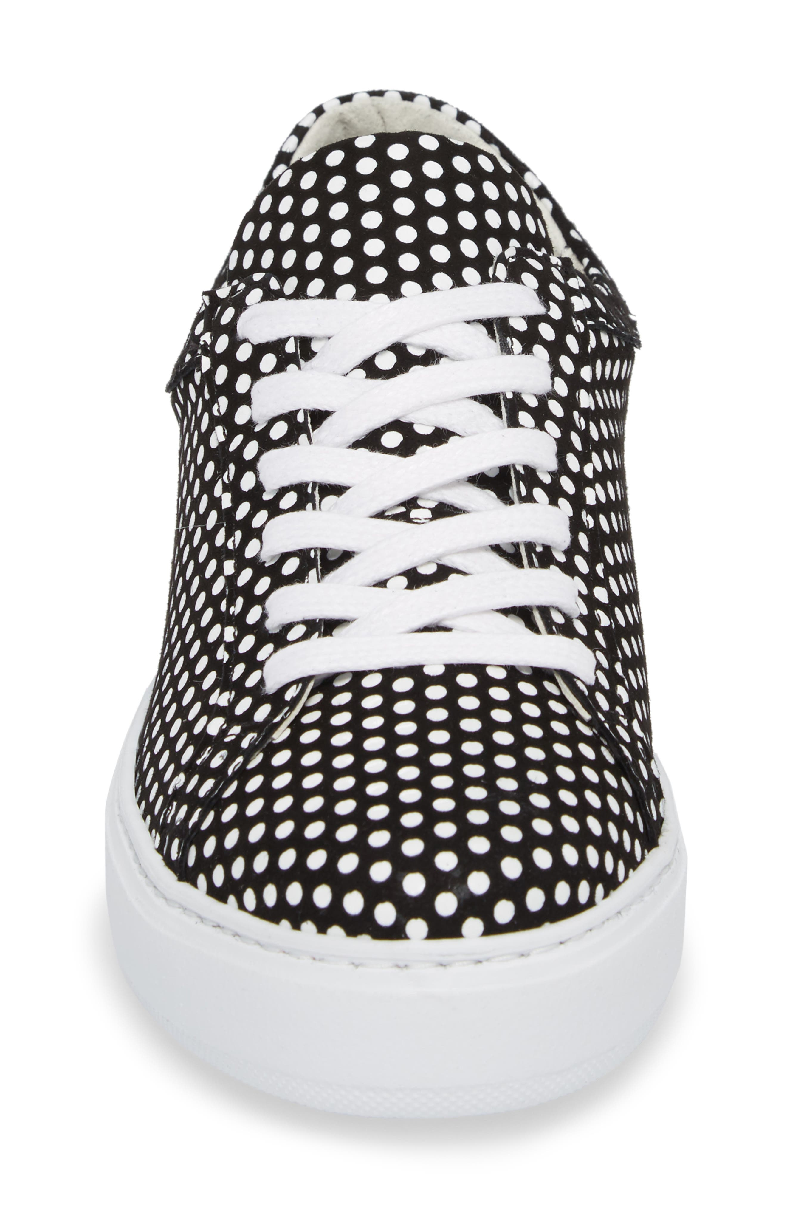 Tully Sneaker,                             Alternate thumbnail 4, color,                             POP SUPREME LEATHER