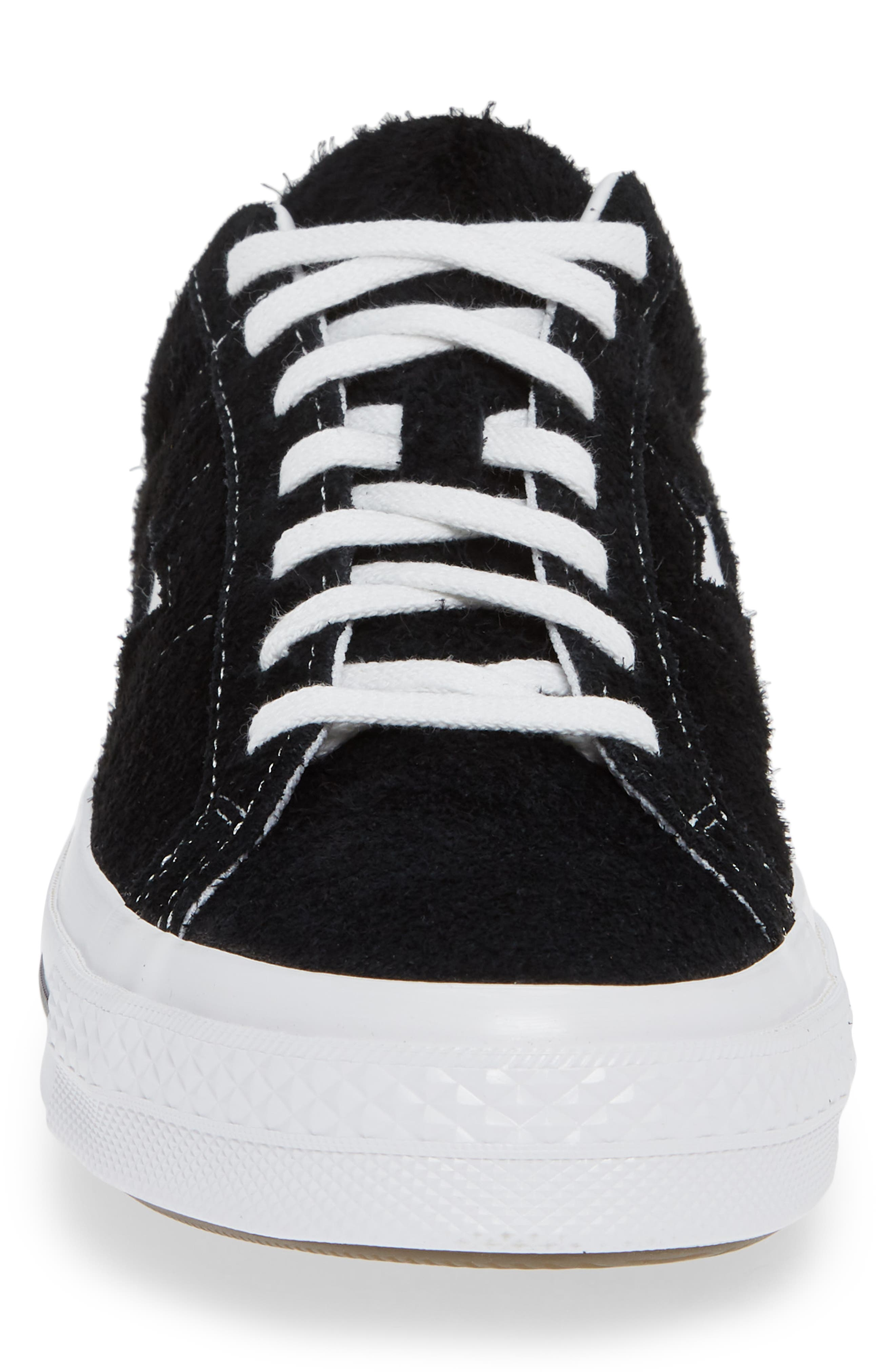 One Star Low Top Sneaker,                             Alternate thumbnail 4, color,                             001