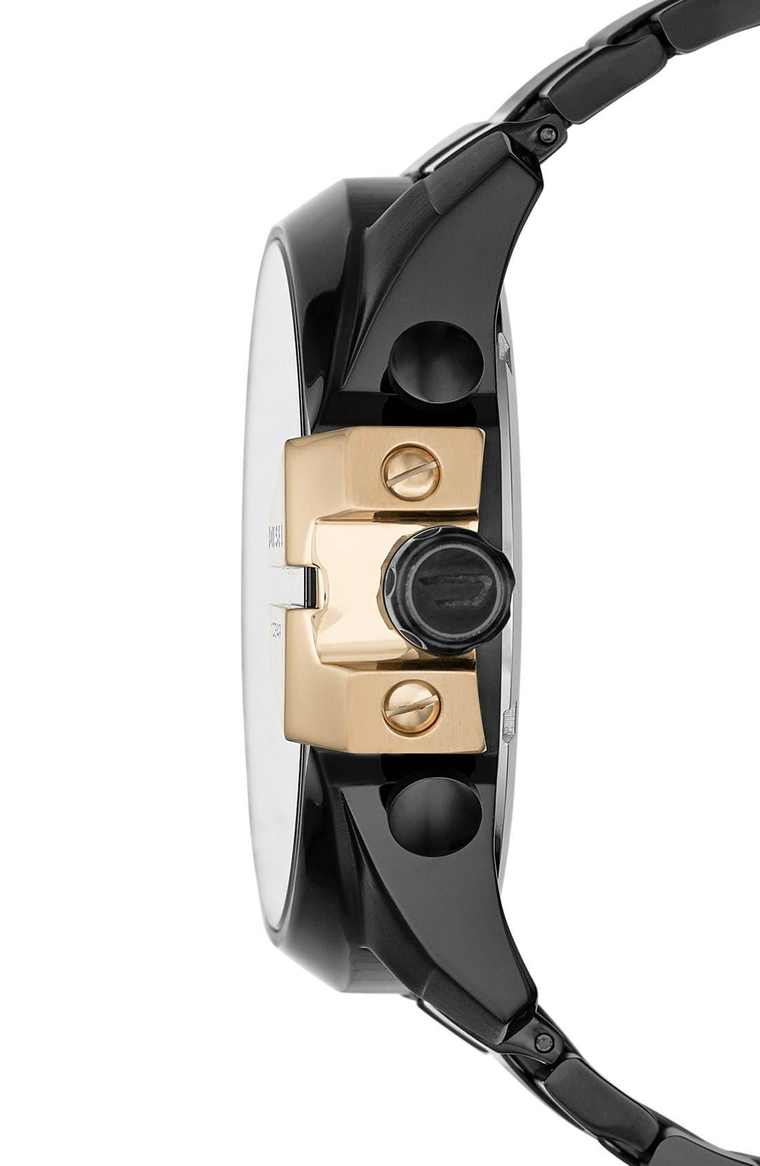 'Mega Chief' Bracelet Watch, 51mm,                             Alternate thumbnail 16, color,