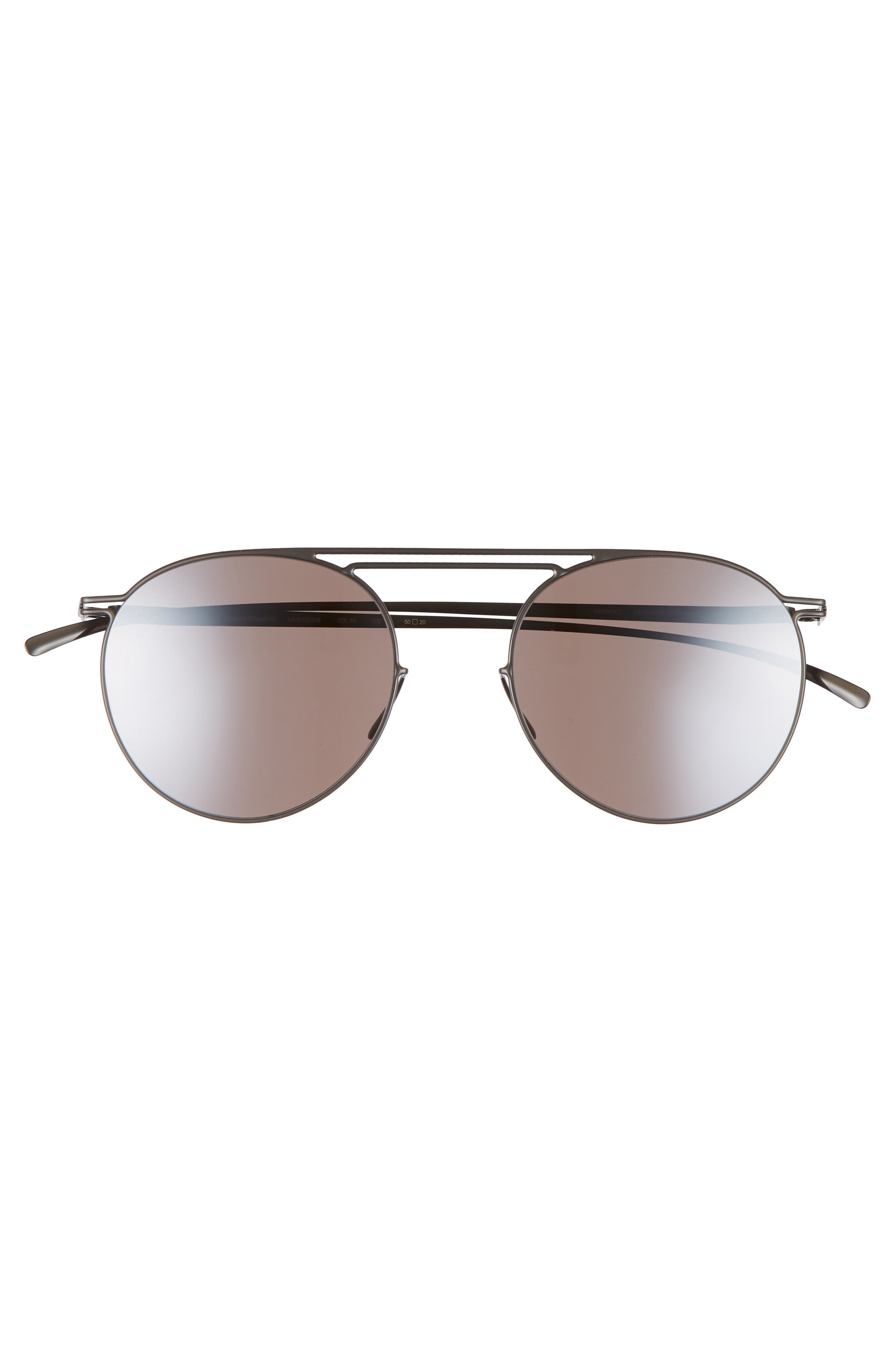 MMESSE009 50mm Sunglasses,                             Alternate thumbnail 3, color,