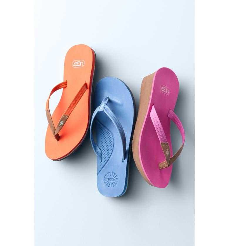 cbf1c98665e UGG® Australia  Kayla  Thong Sandal (Women)