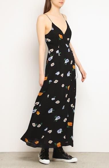 Dainty Georgette Strap Dress, video thumbnail
