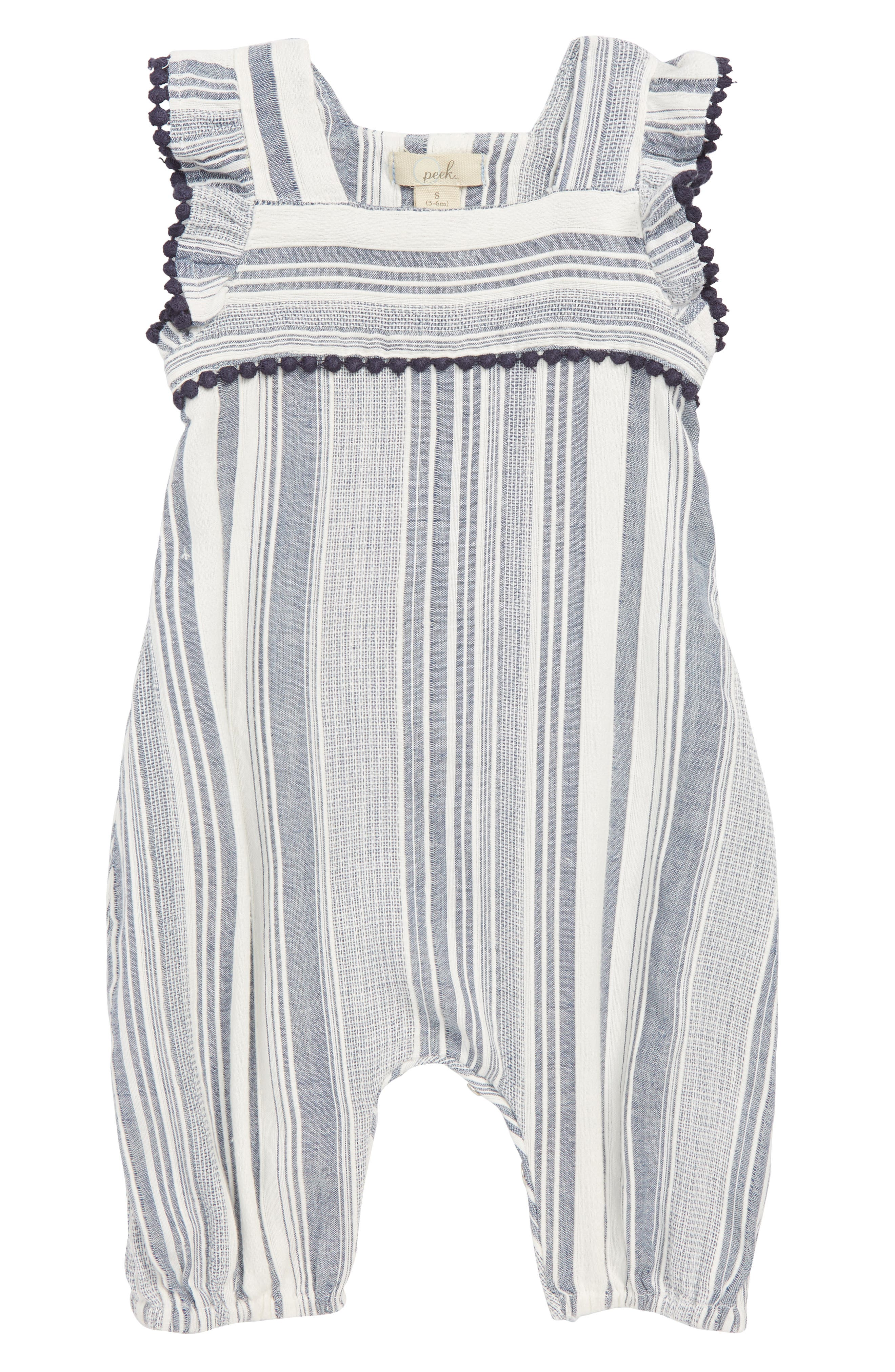 Baby Dylan Romper,                             Main thumbnail 1, color,                             400