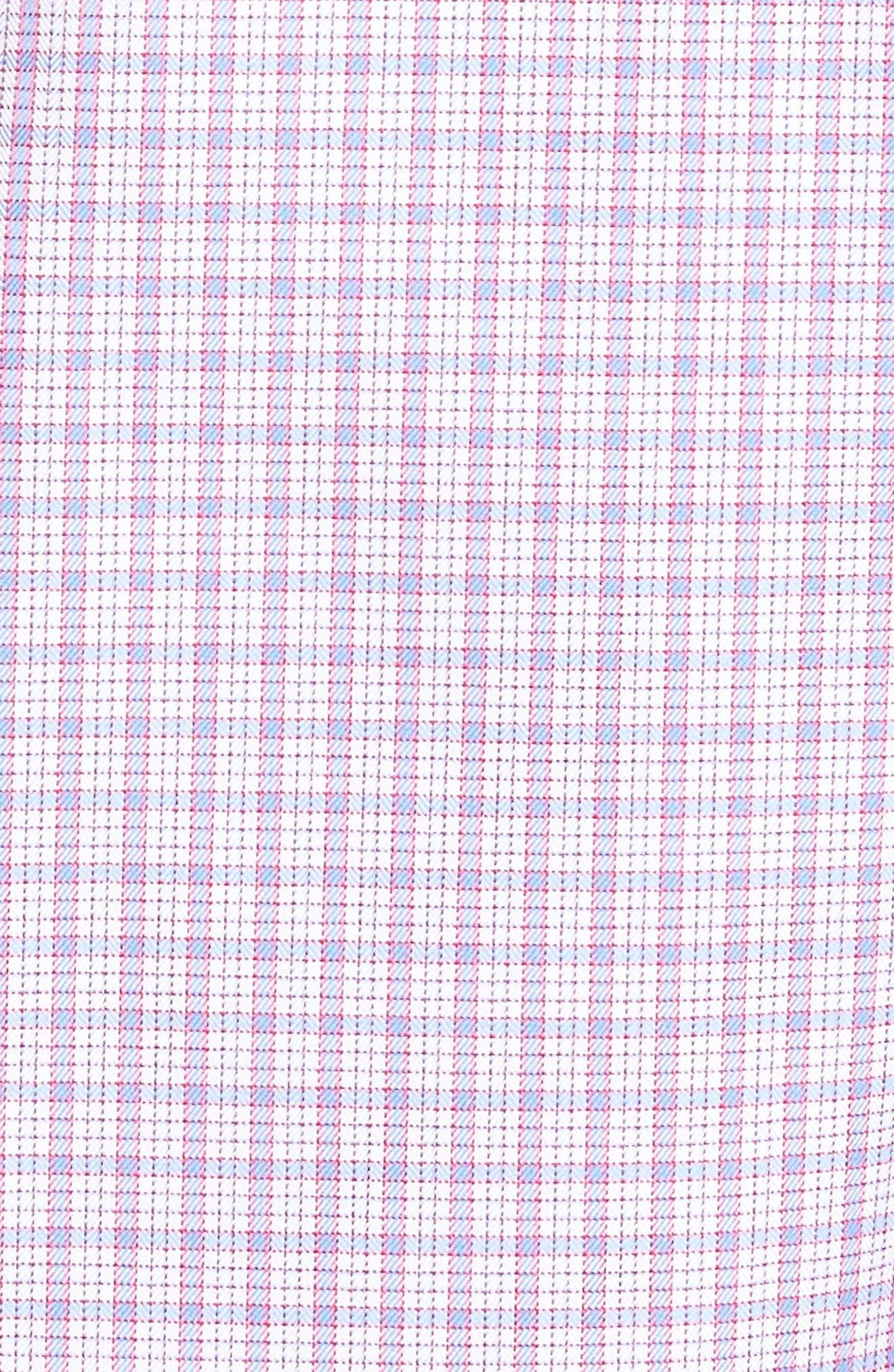 Check Sport Shirt,                             Alternate thumbnail 5, color,