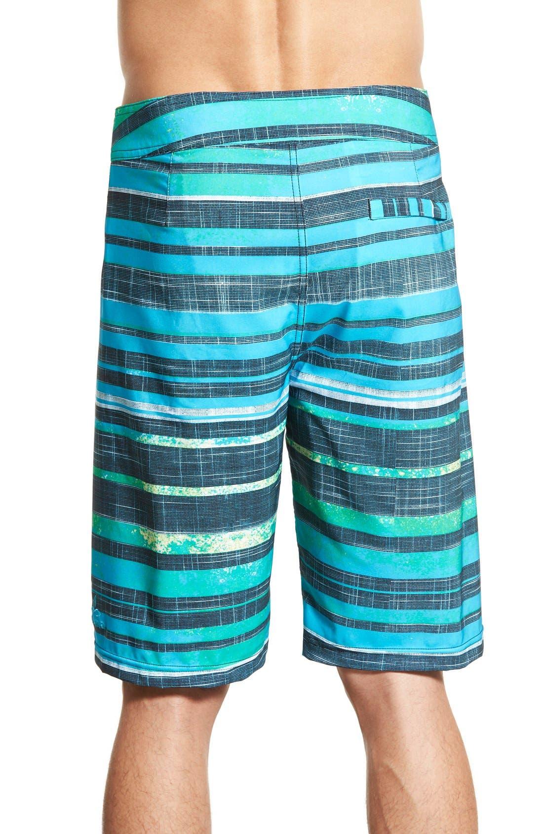 'Sediment' Stretch Board Shorts,                             Alternate thumbnail 32, color,