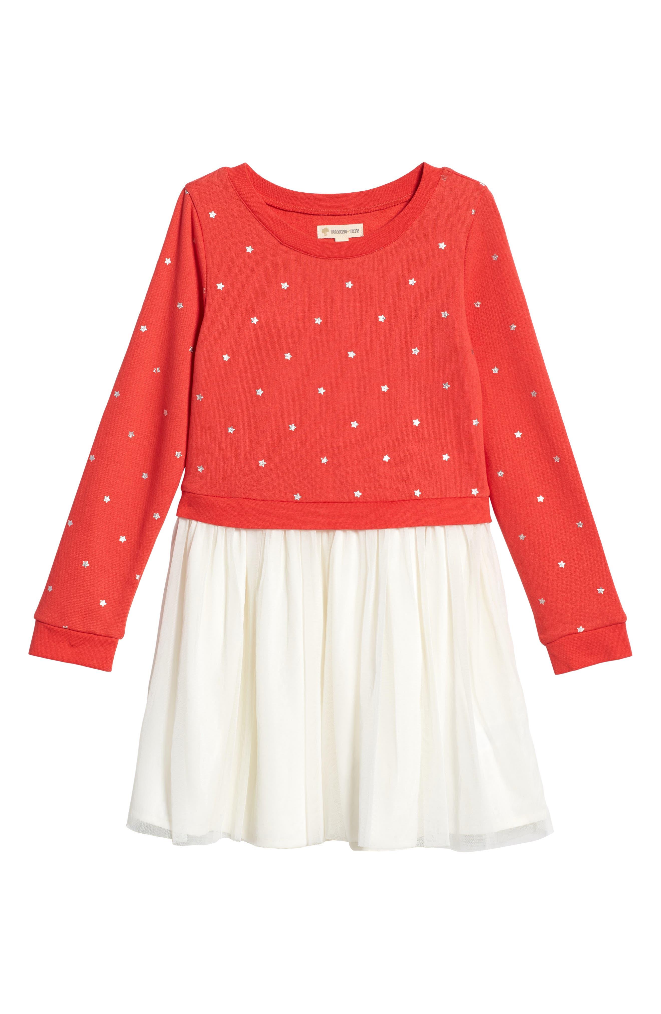 Tutu Dress,                             Main thumbnail 1, color,                             610