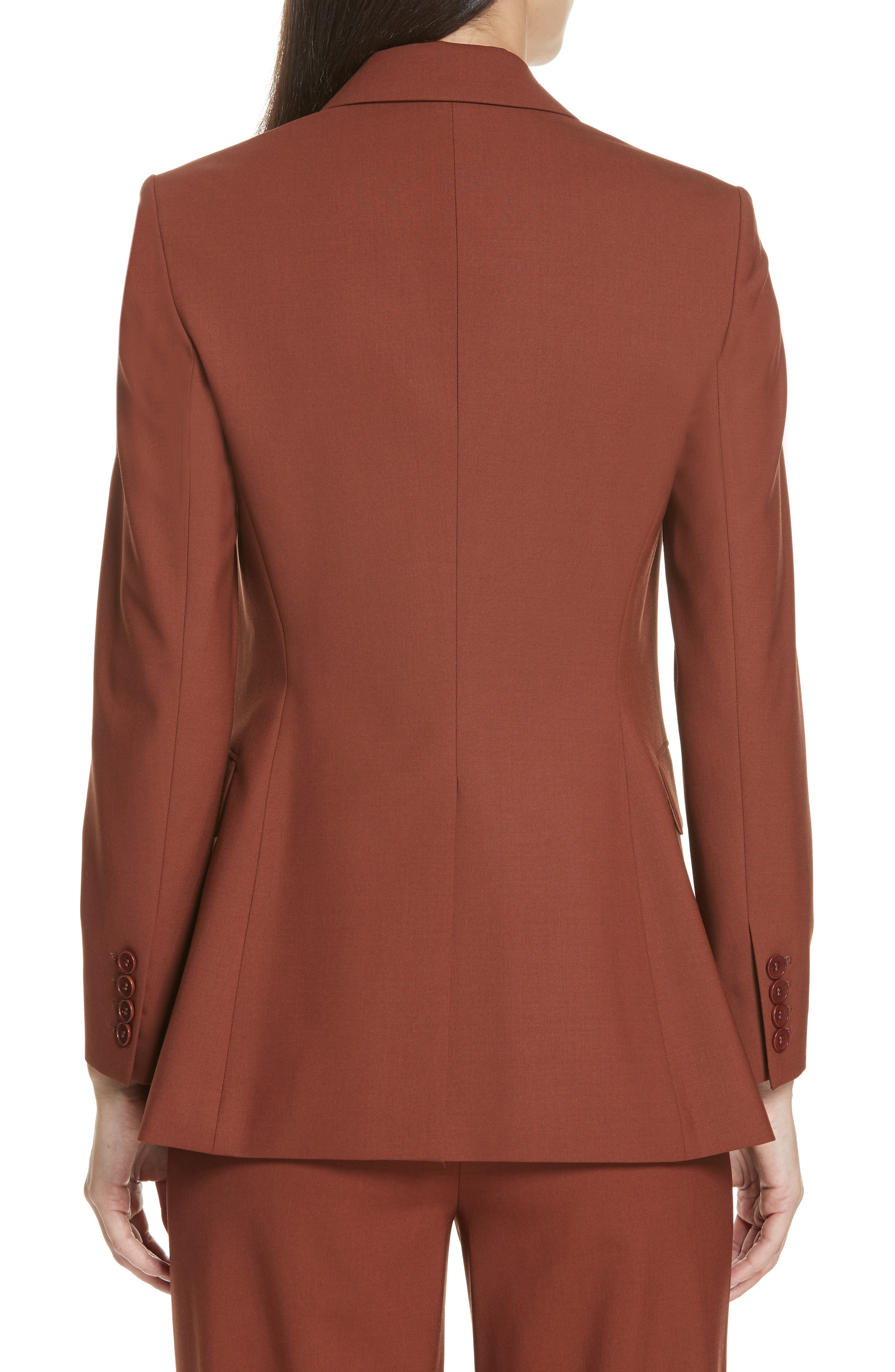 Etienette B Good Wool Suit Jacket,                             Alternate thumbnail 15, color,