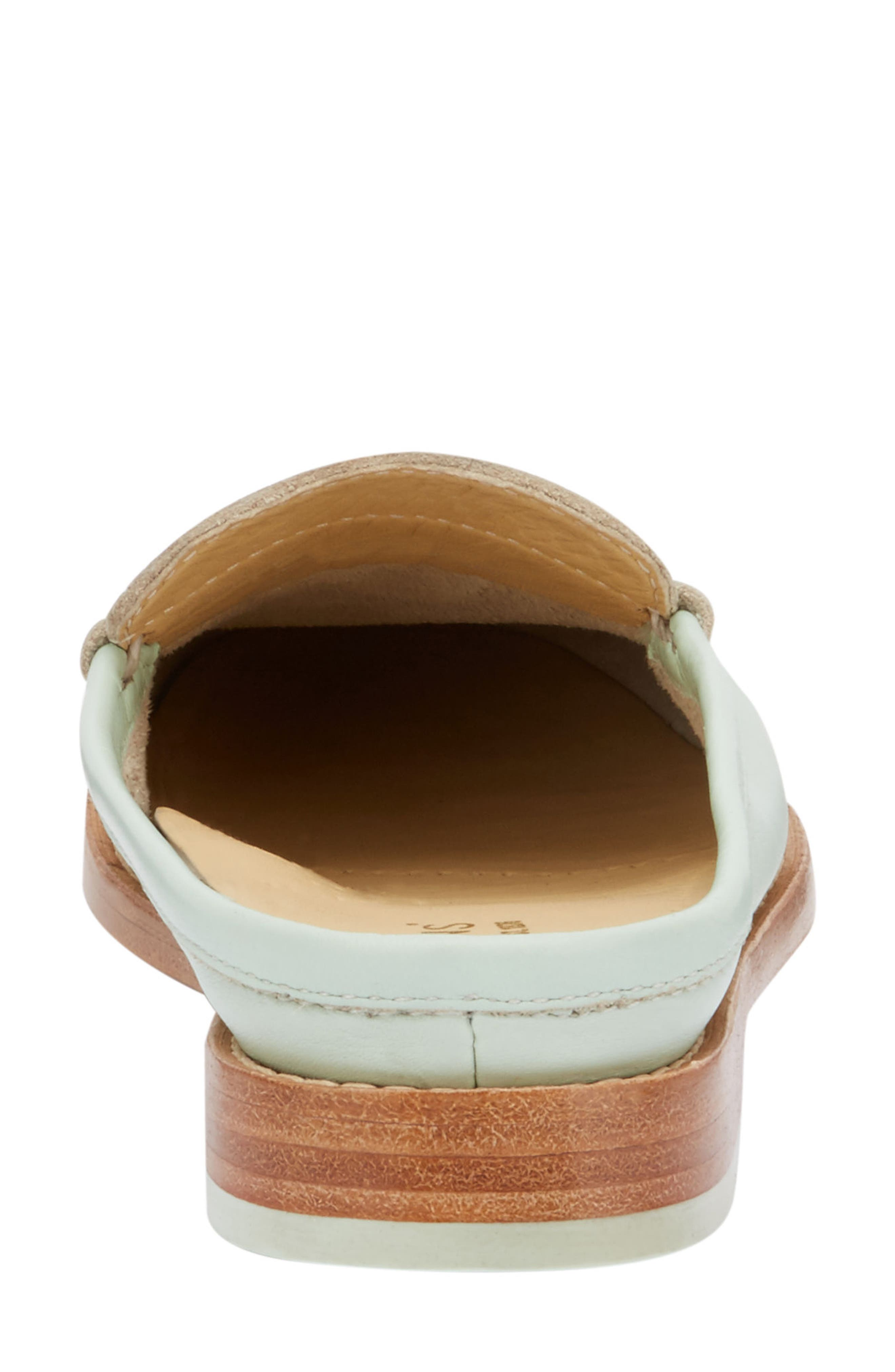 Wynn Loafer Mule,                             Alternate thumbnail 120, color,